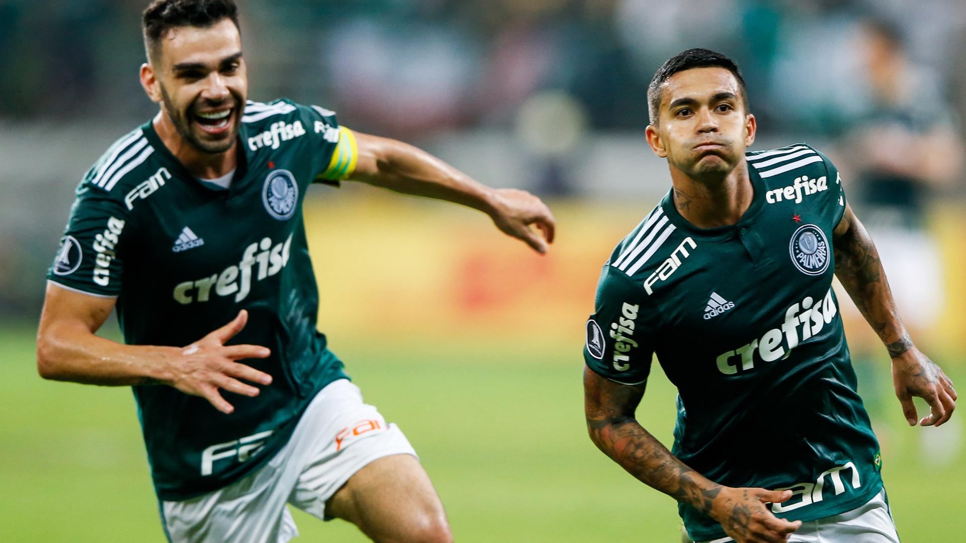 Palmeiras 2 Colo-Colo 0 (4-0 agg): Scolari's side ease into Libertadores semis