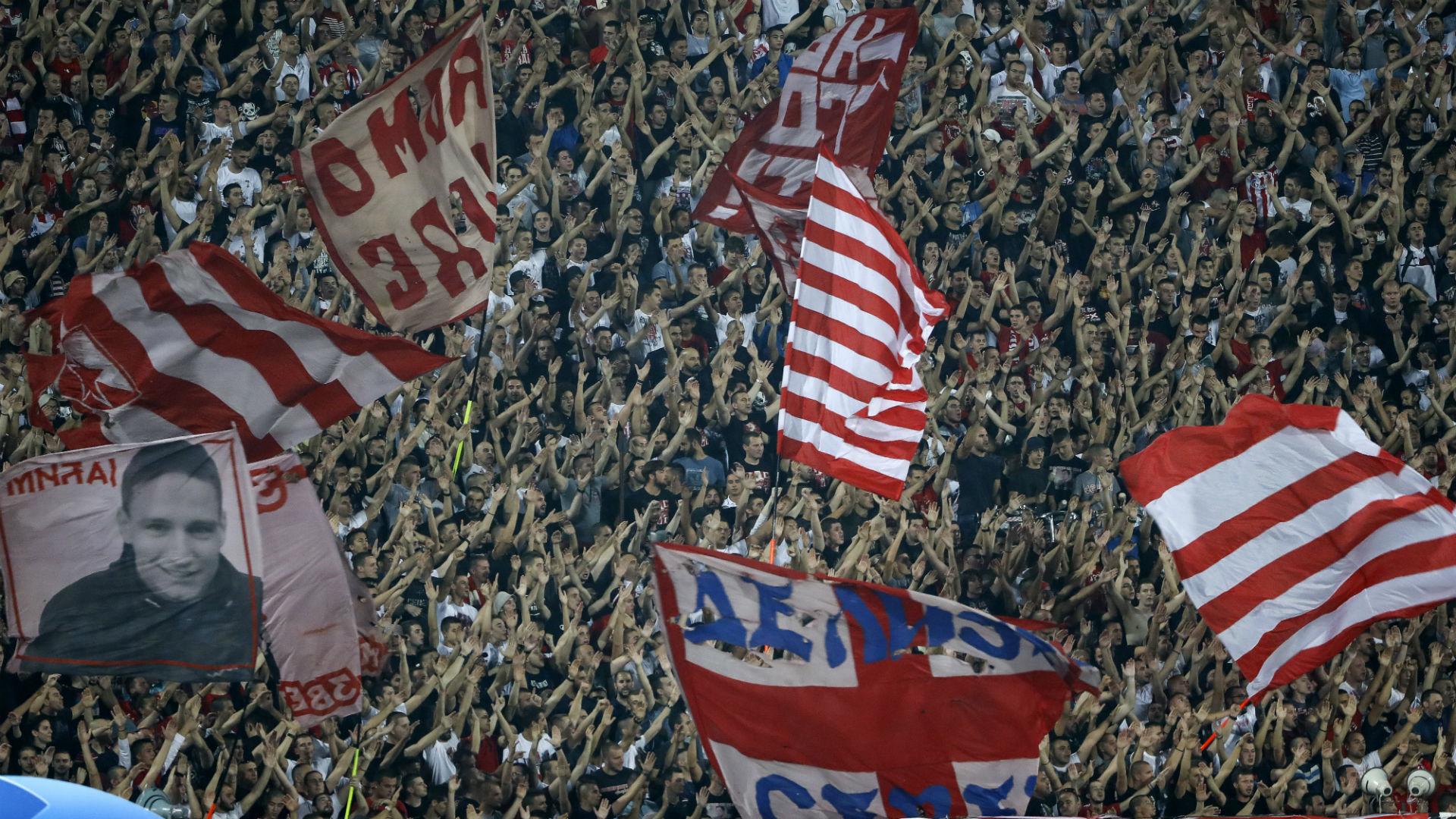 PSG, Red Star charged by UEFA for fan clashes