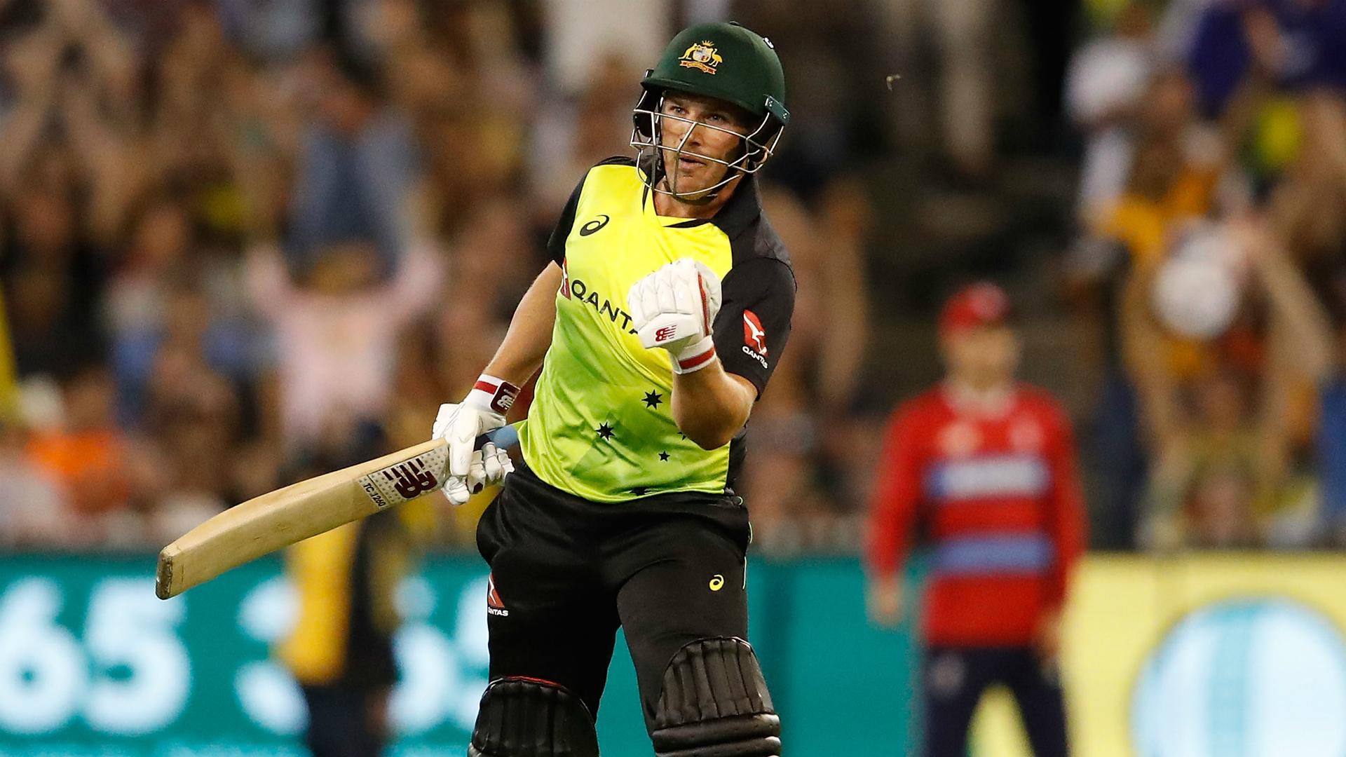 Finch named T20 captain as Australia unveil squad for Pakistan series