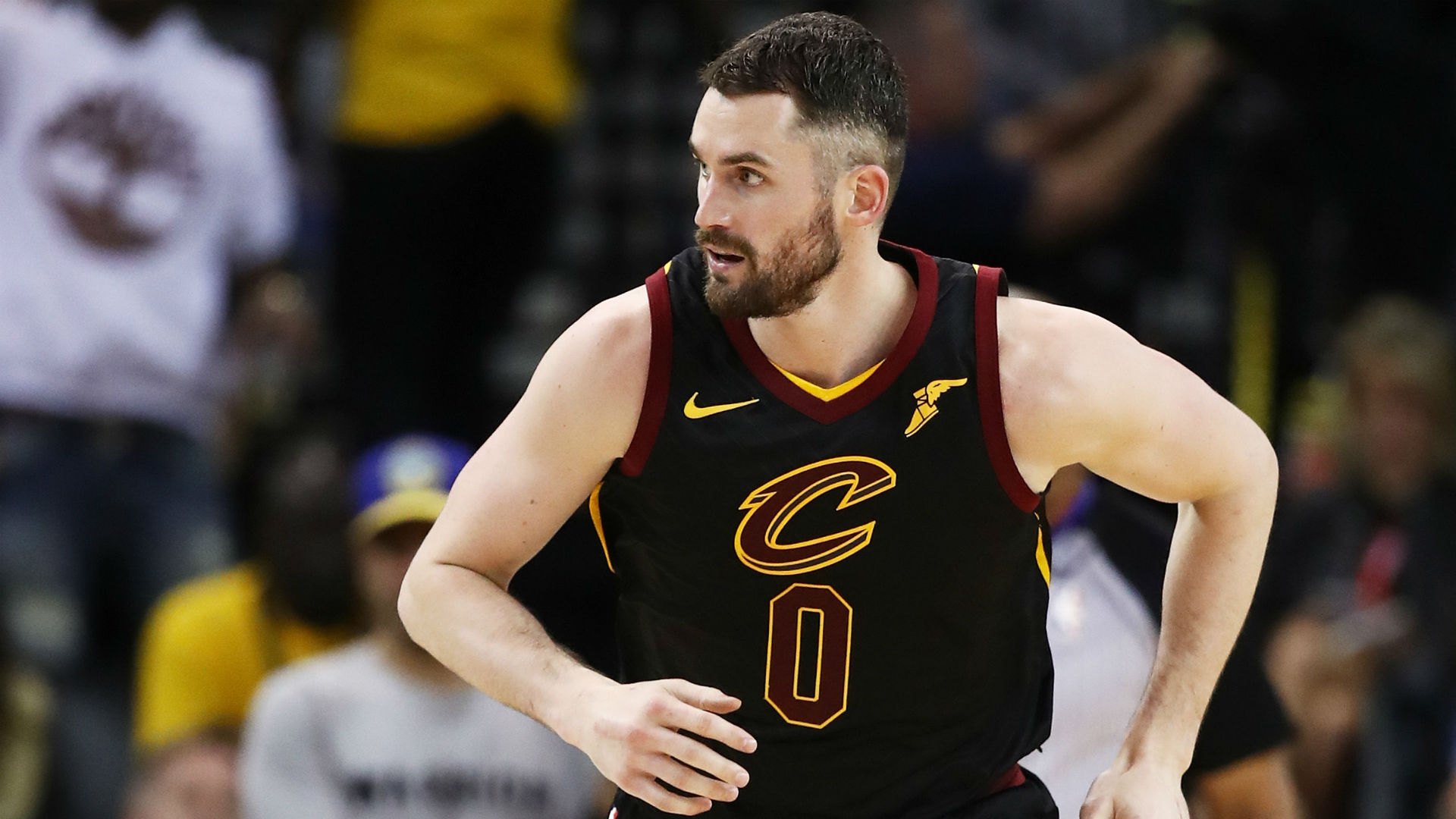 Cavs' Kevin Love wanted reassurance before signing extension