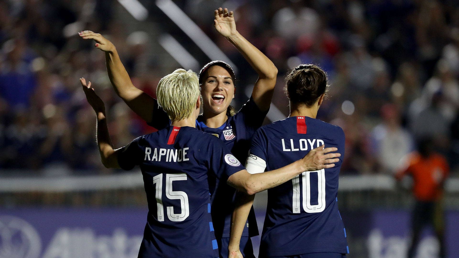 USWNT continues dominant play at World Cup qualifying with 5-0 victory over Panama