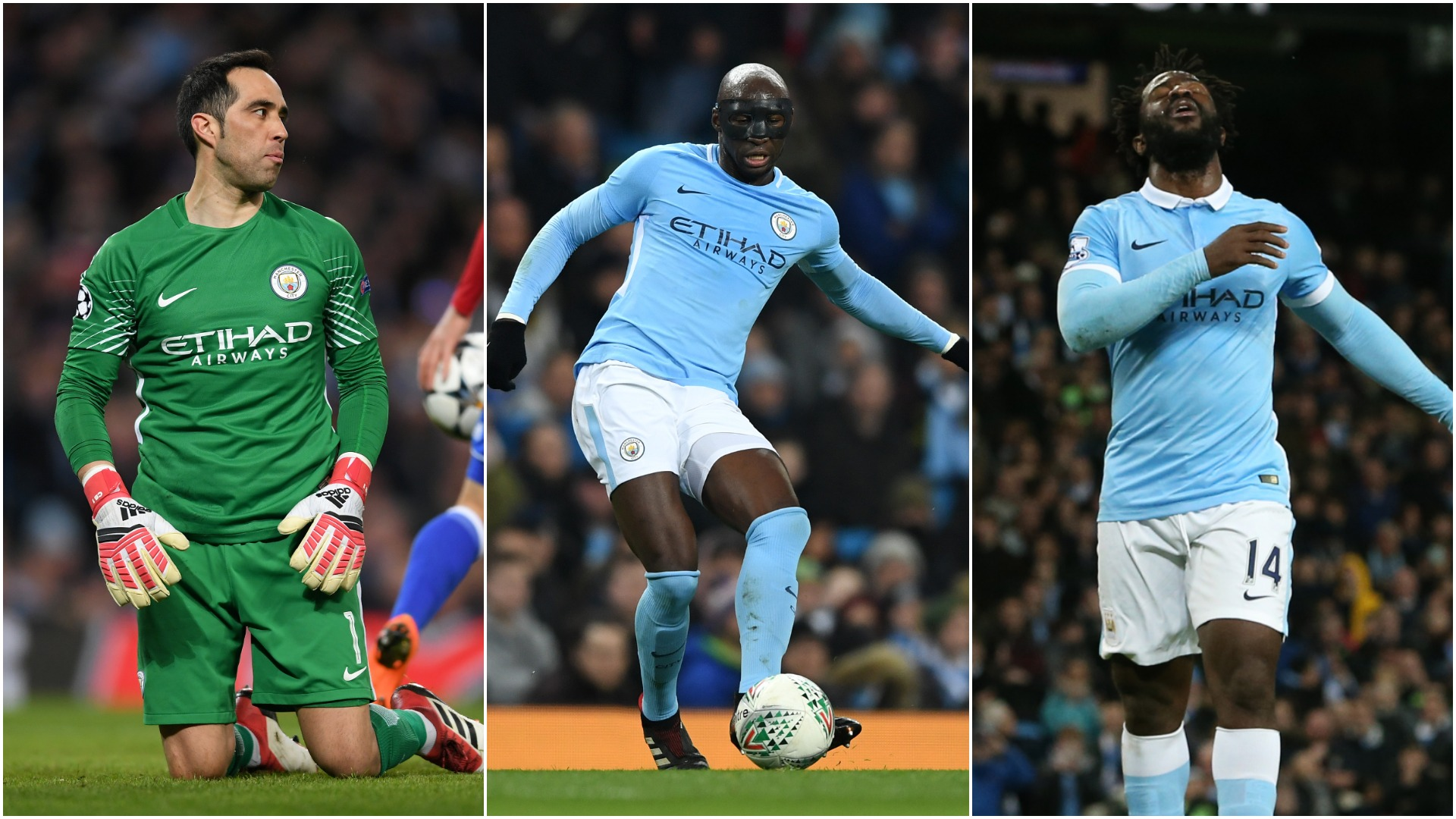 Manchester City 10 years on: Bravo, Bony and the worst buys of the Sheikh Mansour era