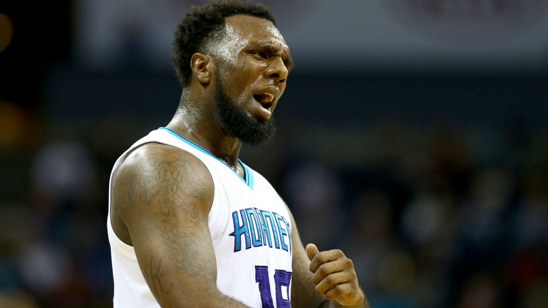 Former North Carolina star, NBA player P.J. Hairston wanted on domestic violence charges