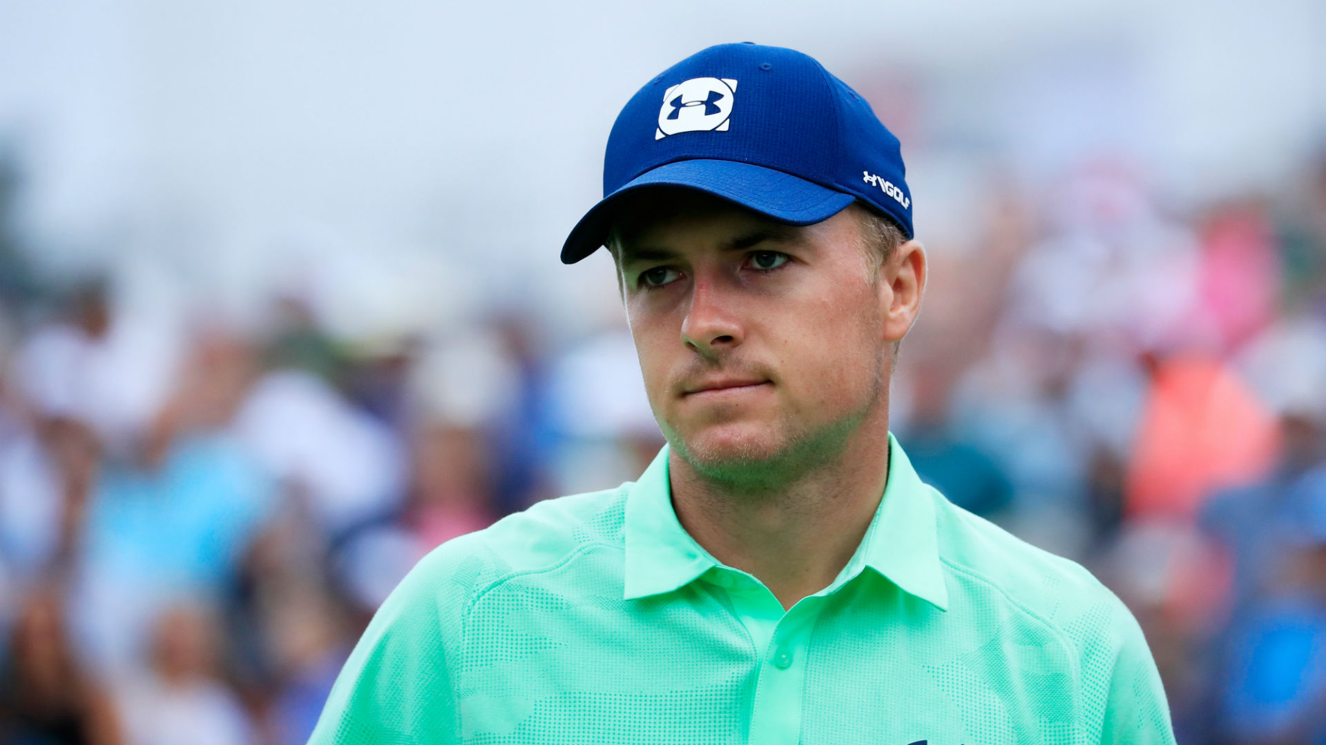 Spieth frustrated after missing out on Tour Championship