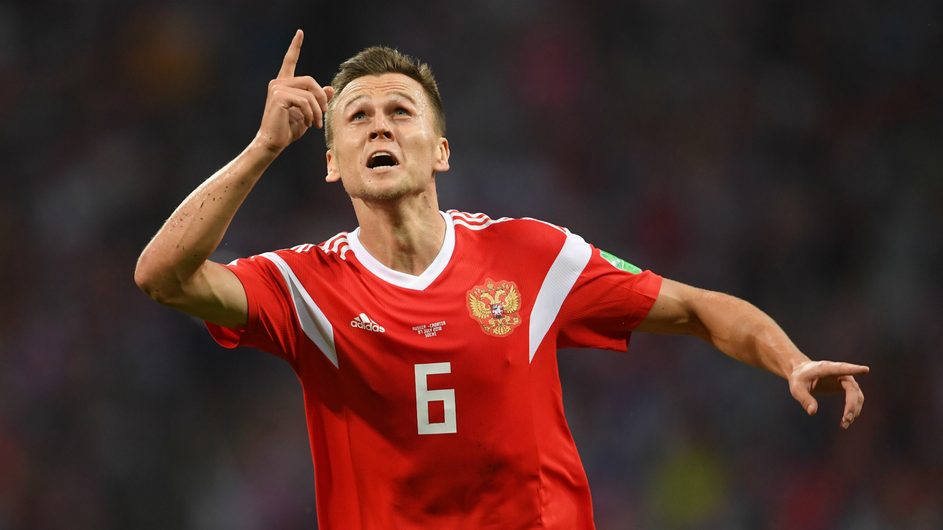 Cheryshev cleared after doping investigation