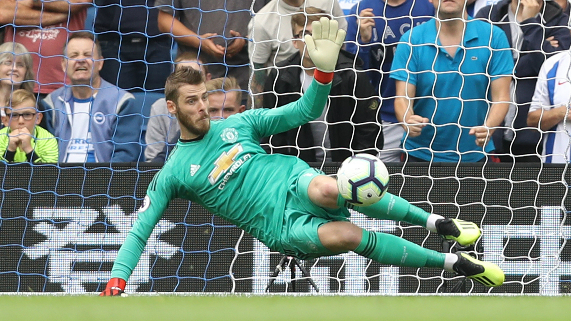 I never listen to stupid things - De Gea unconcerned by criticism