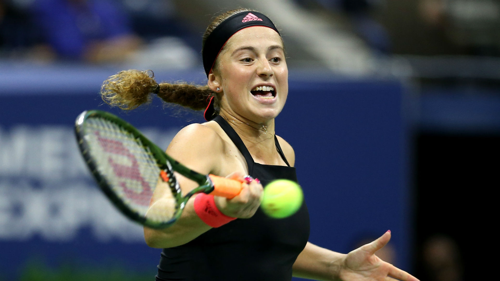 Ostapenko begins Korea Open defence with victory