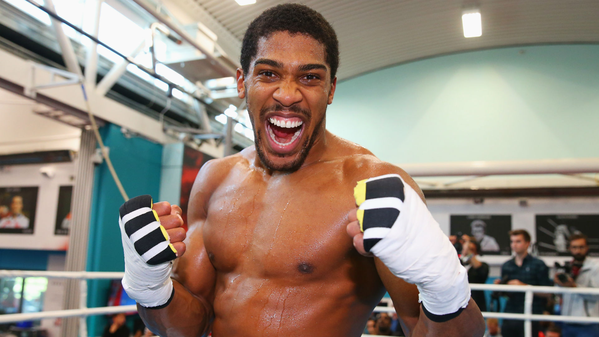 Joshua v Povetkin: Recapping AJ's previous world title defences