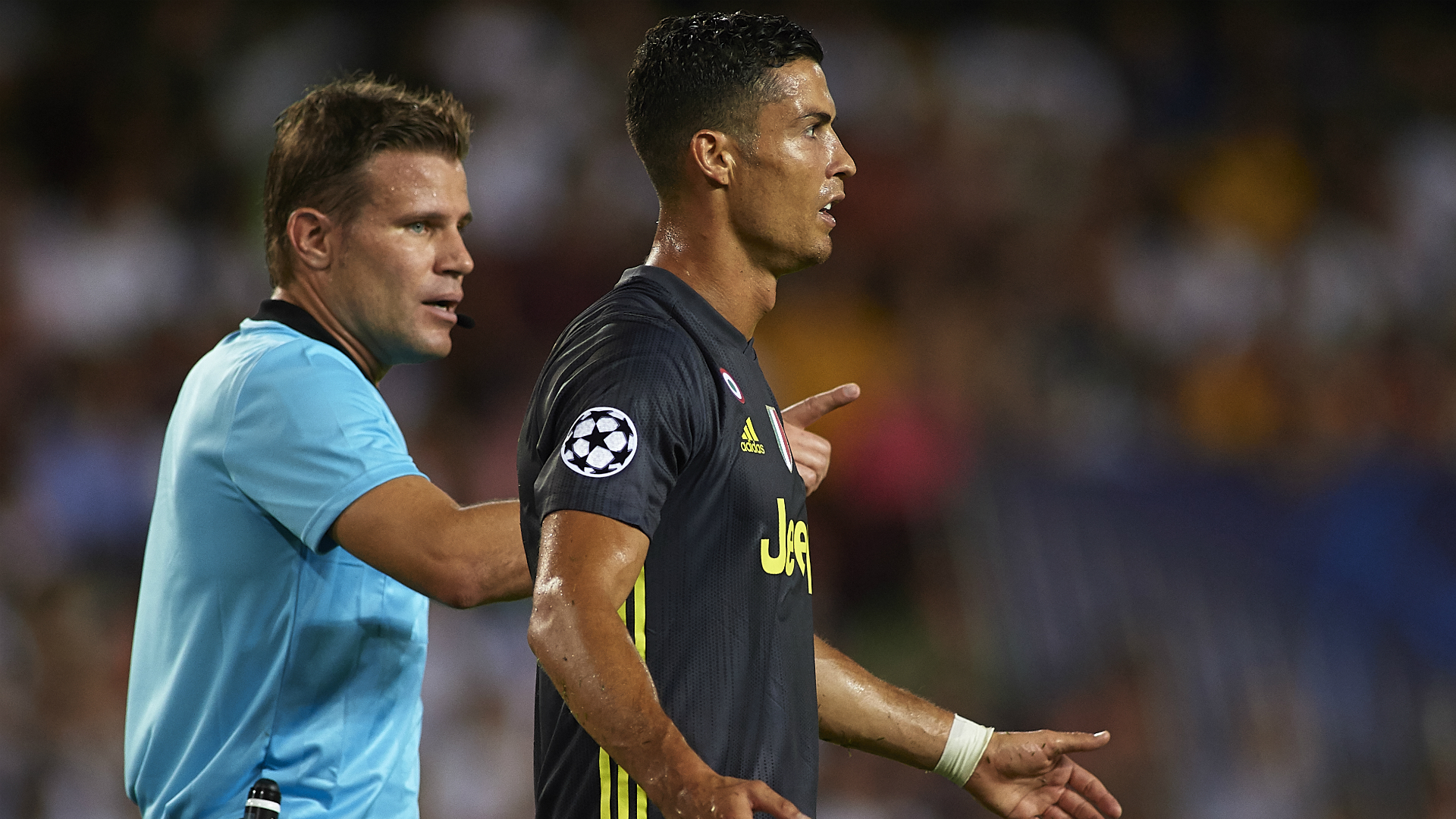 Marcelino: Tearful Ronaldo said he did nothing wrong