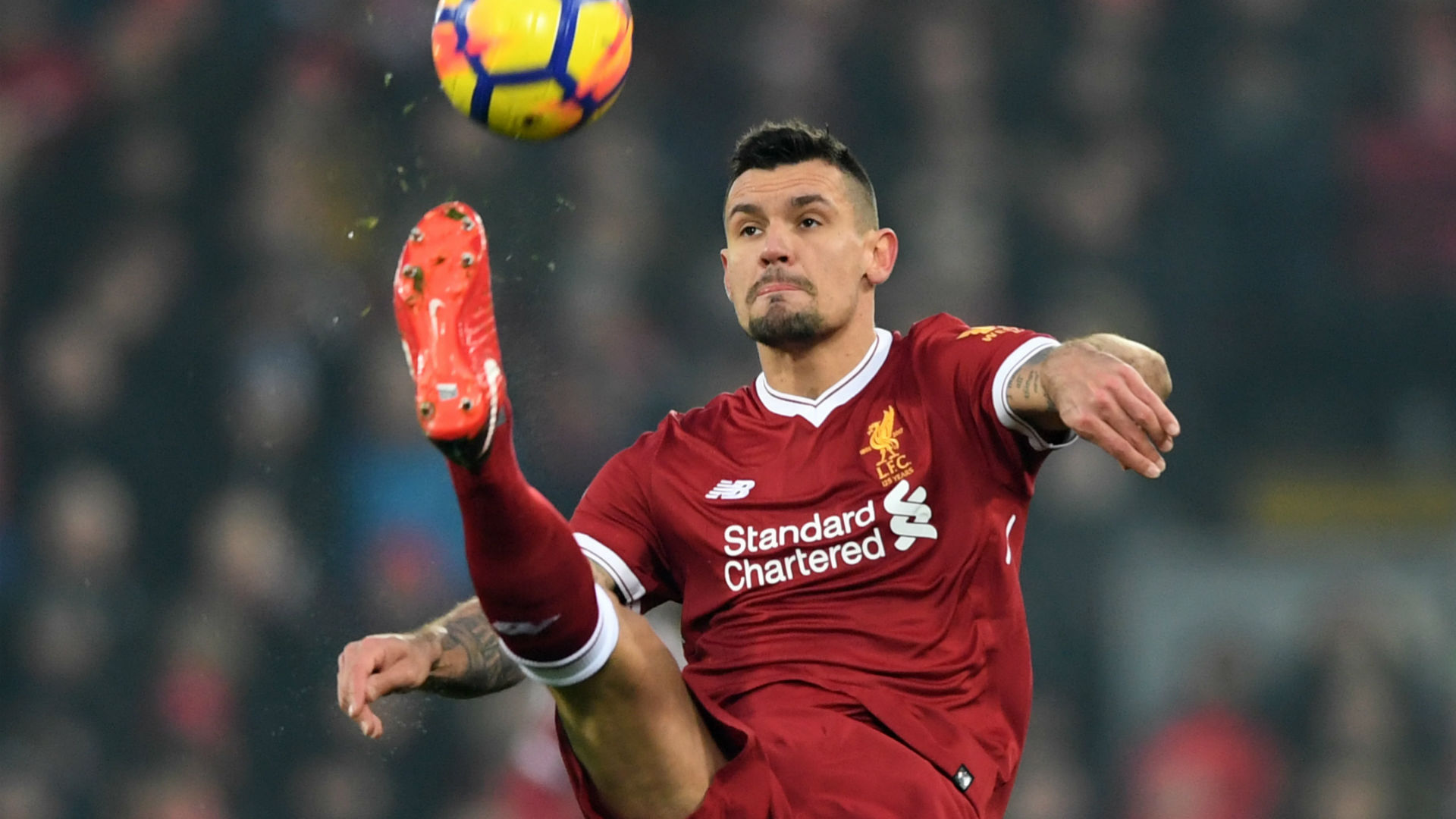 Lovren denies any wrongdoing after perjury charge