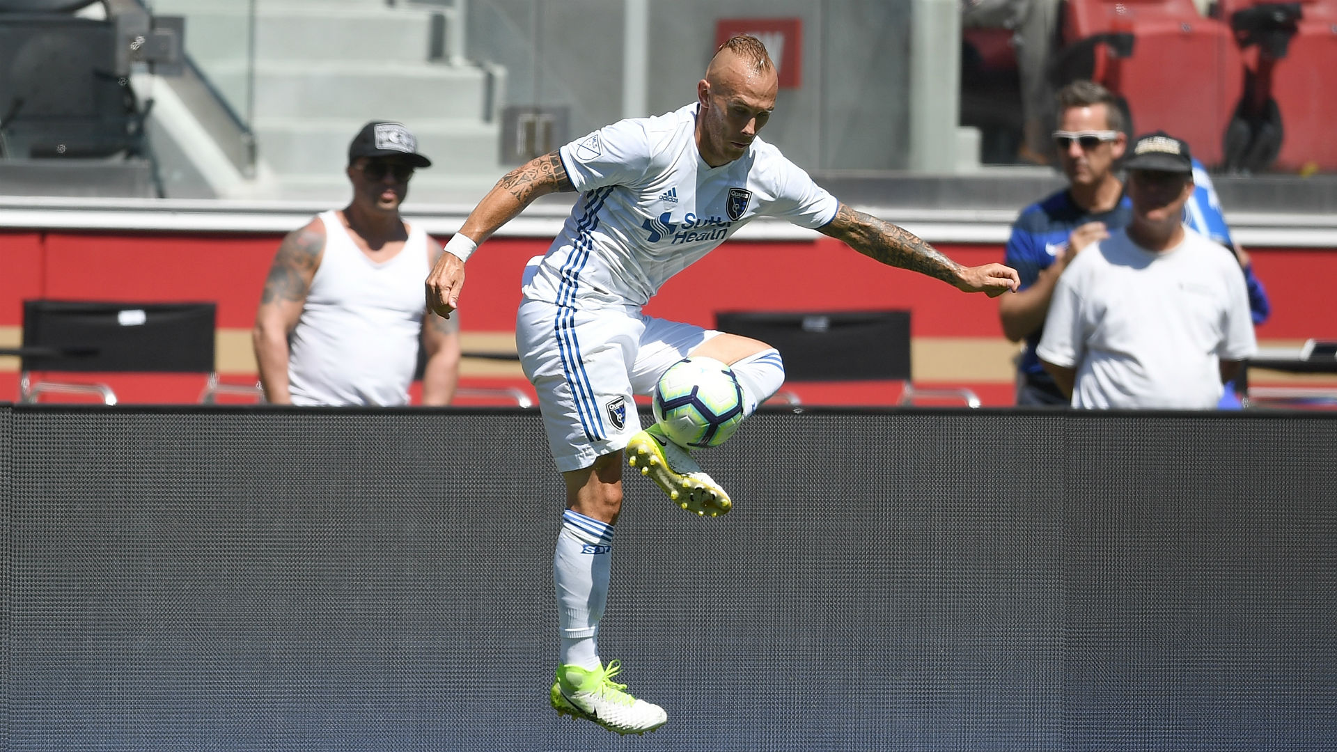 A 4-1 lead cut to 3-2 by VAR, but Quakes have no complaints after Atlanta defeat
