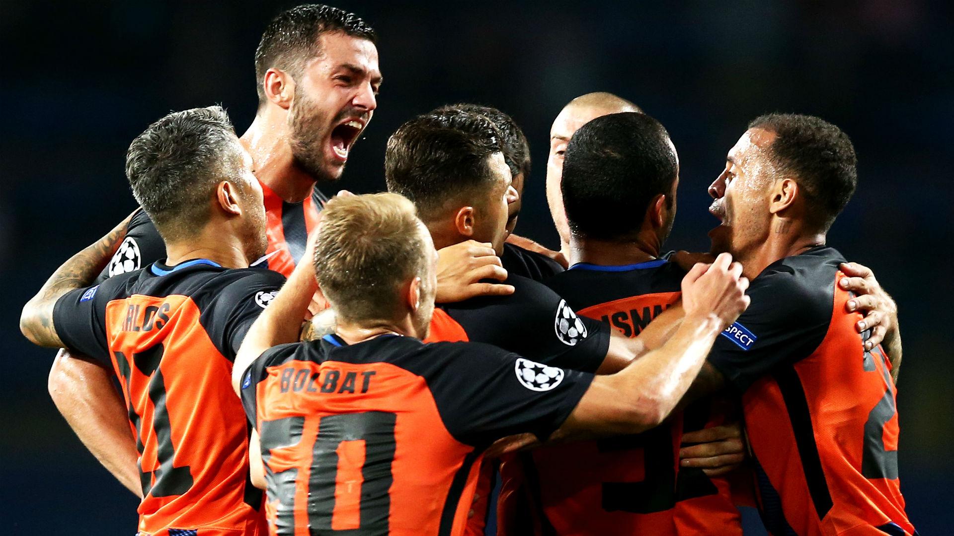 Shakhtar Donetsk 2 Hoffenheim 2: Maycon denies Nagelsmann's side