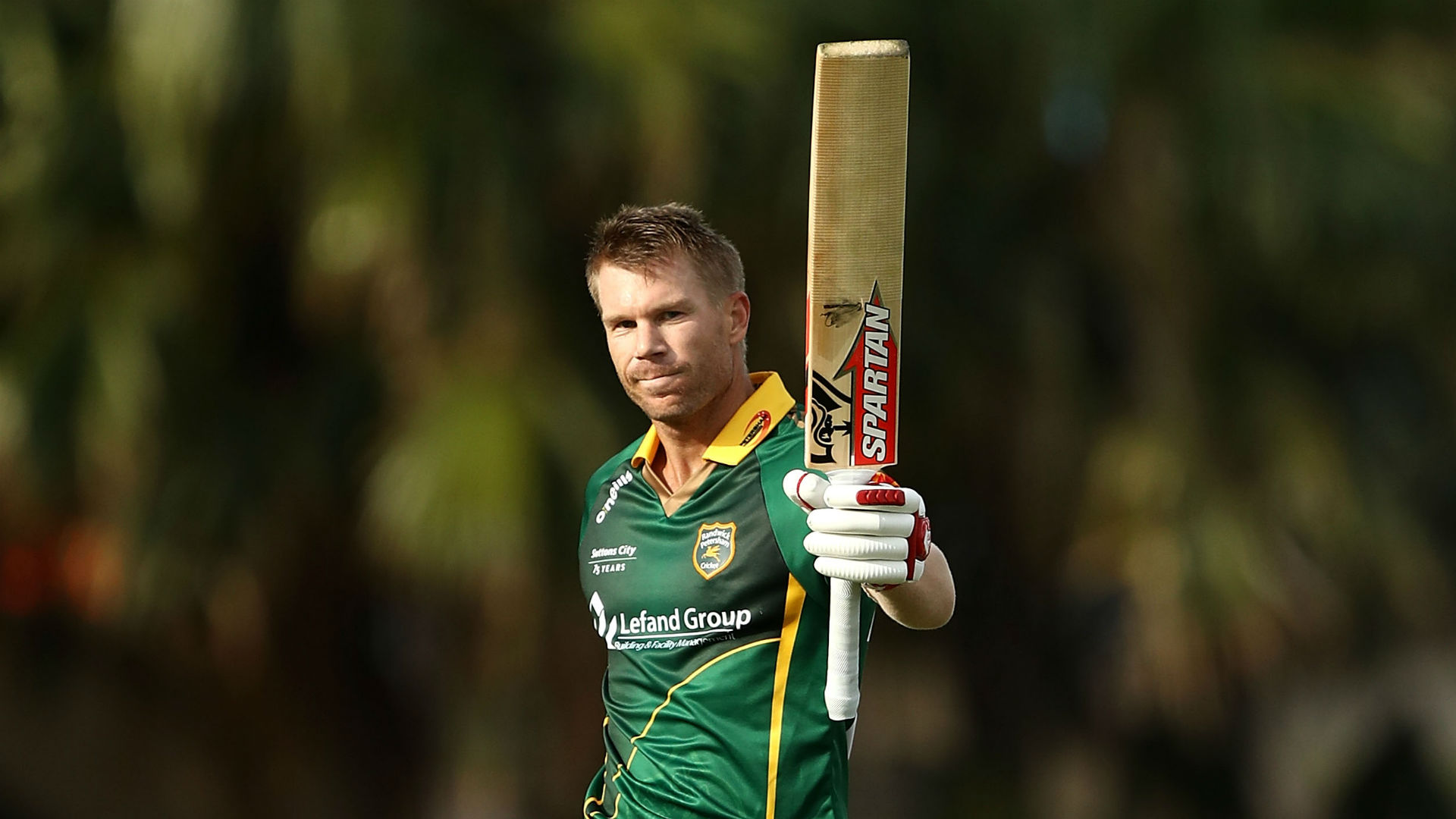 Warner makes 155 on Australian grade cricket return