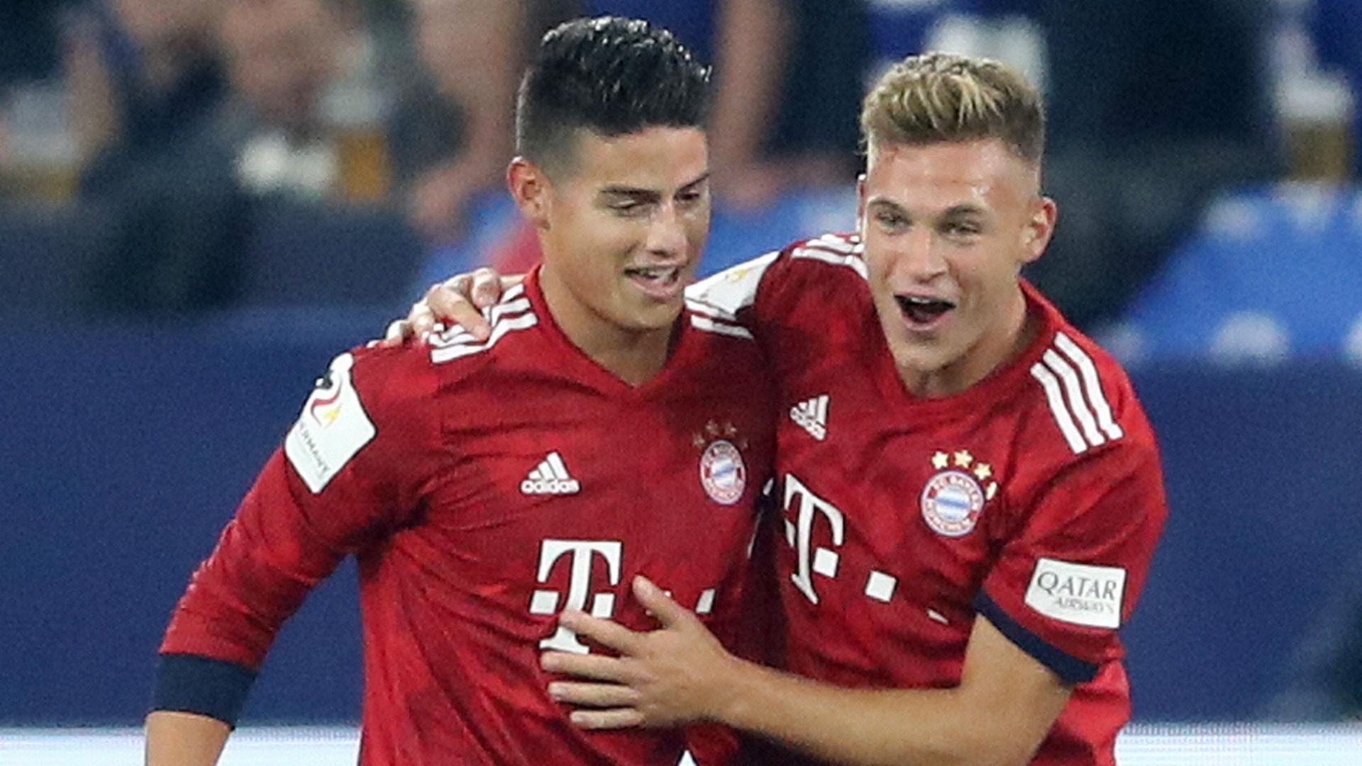 Kovac: Bayern 'dominated' Schalke in 2-0 win