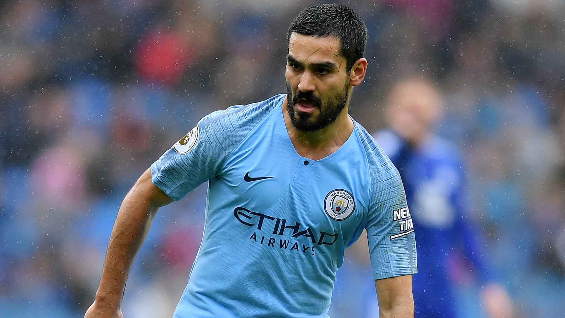 Gundogan looking forward to 'real test' against Liverpool
