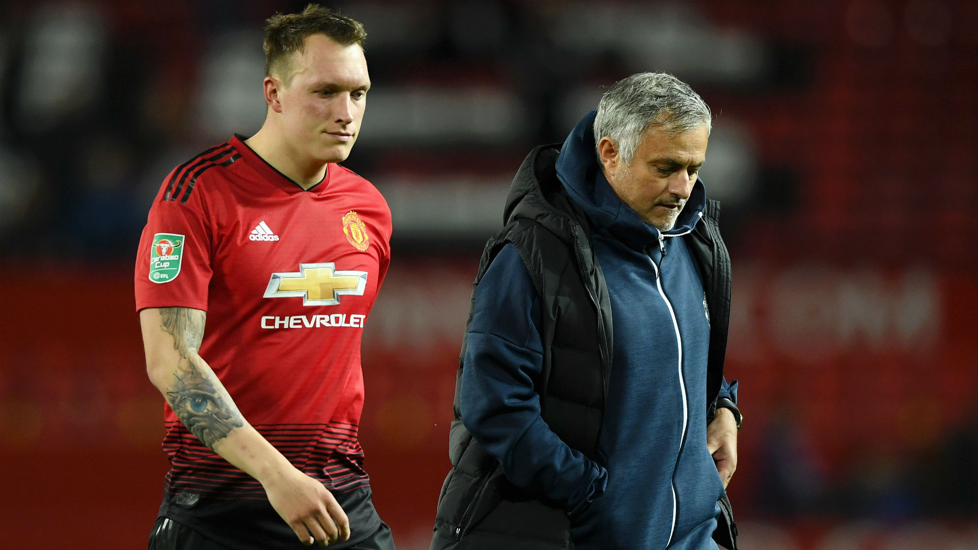 I knew we'd be in trouble with Jones on penalties – Mourinho