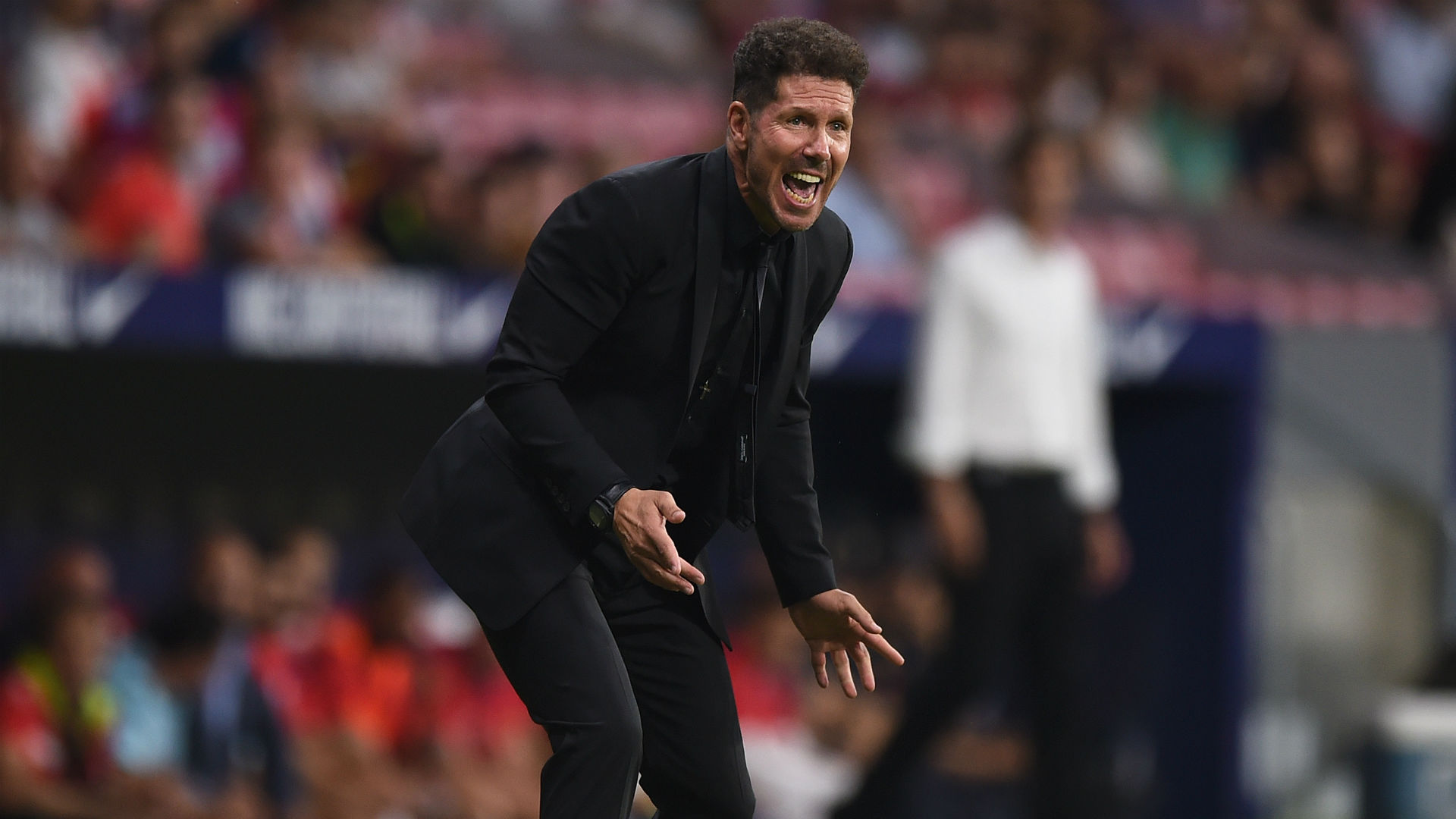 Simeone tips Gimenez to be fit for Madrid derby