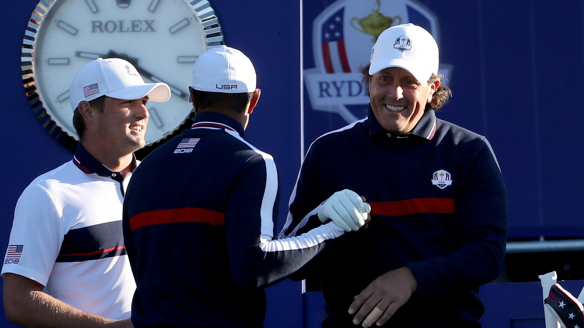 'Captain America' Reed relishes Ryder Cup villain's role