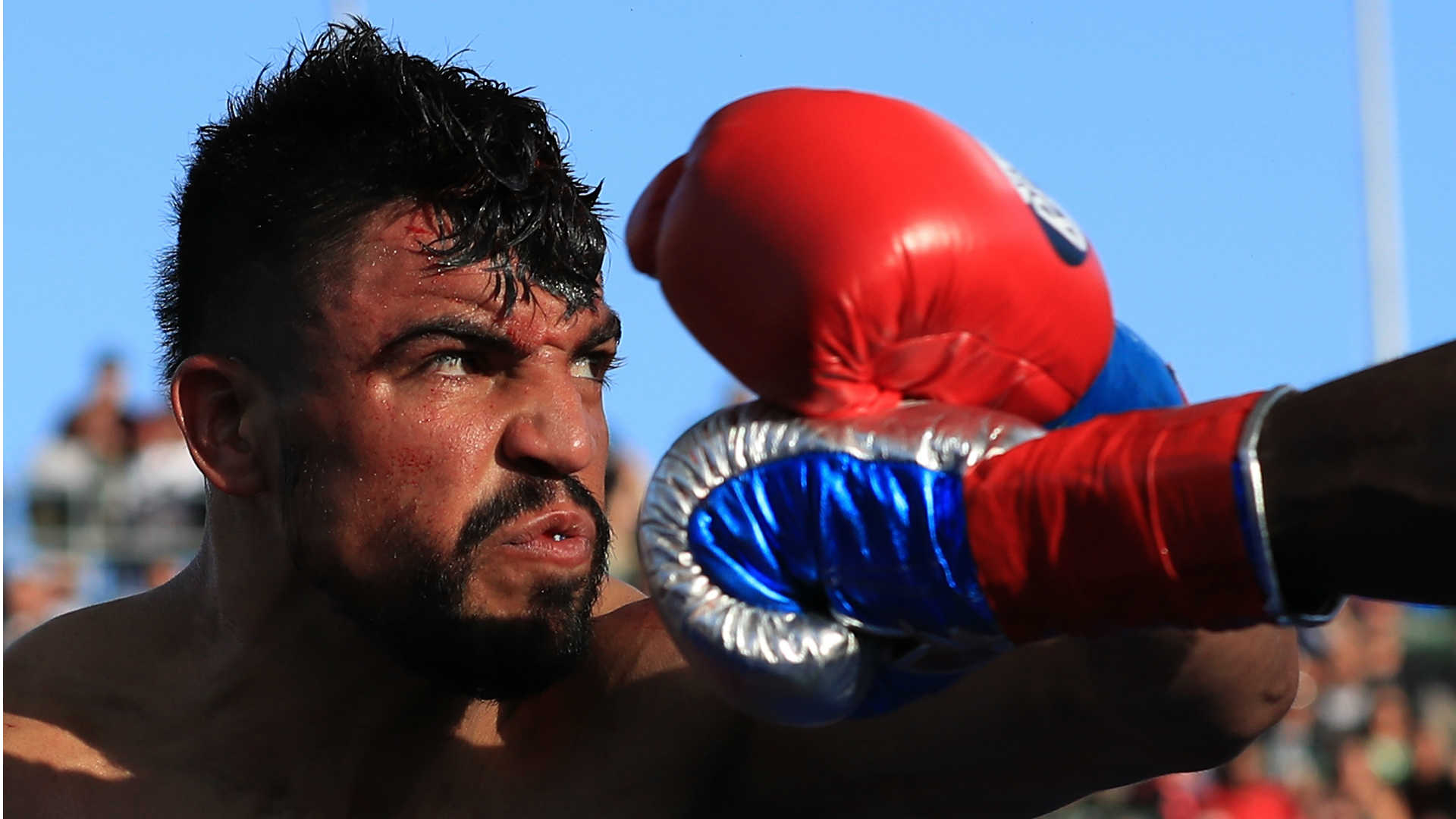 Boxer Victor Ortiz charged with felony sexual assault days before scheduled bout