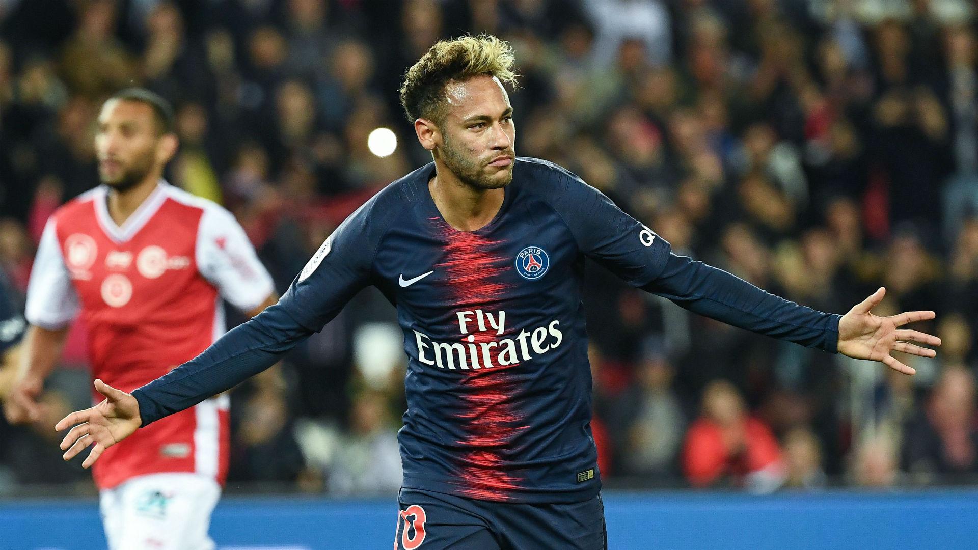 Neymar showboating annoys opponents, says Meunier