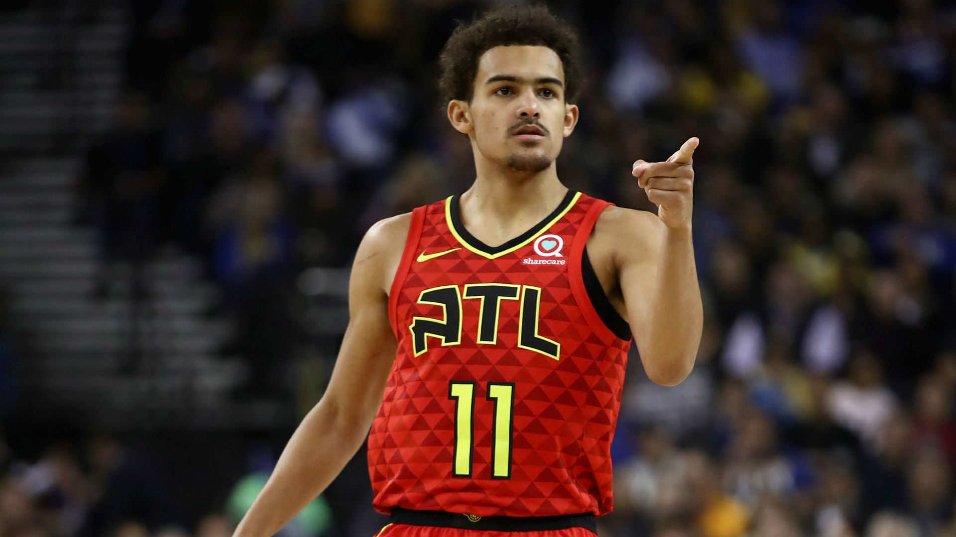 Young makes improbable game-winner as Hawks take down Bucks