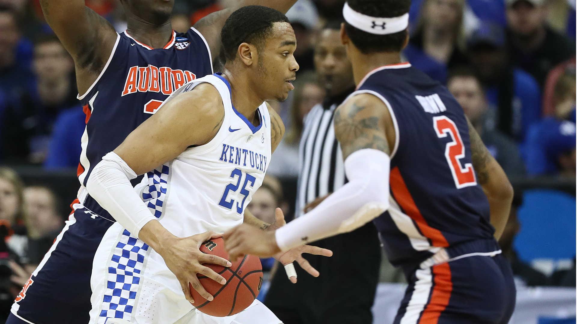 NBA Draft 2019: Kentucky forward PJ Washington declares