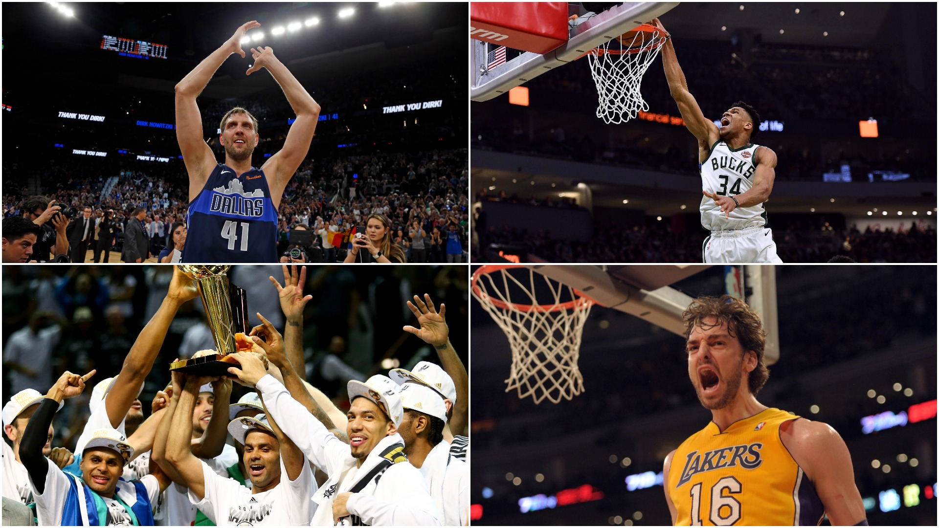 Nowitzki retires: The NBA's best European stars
