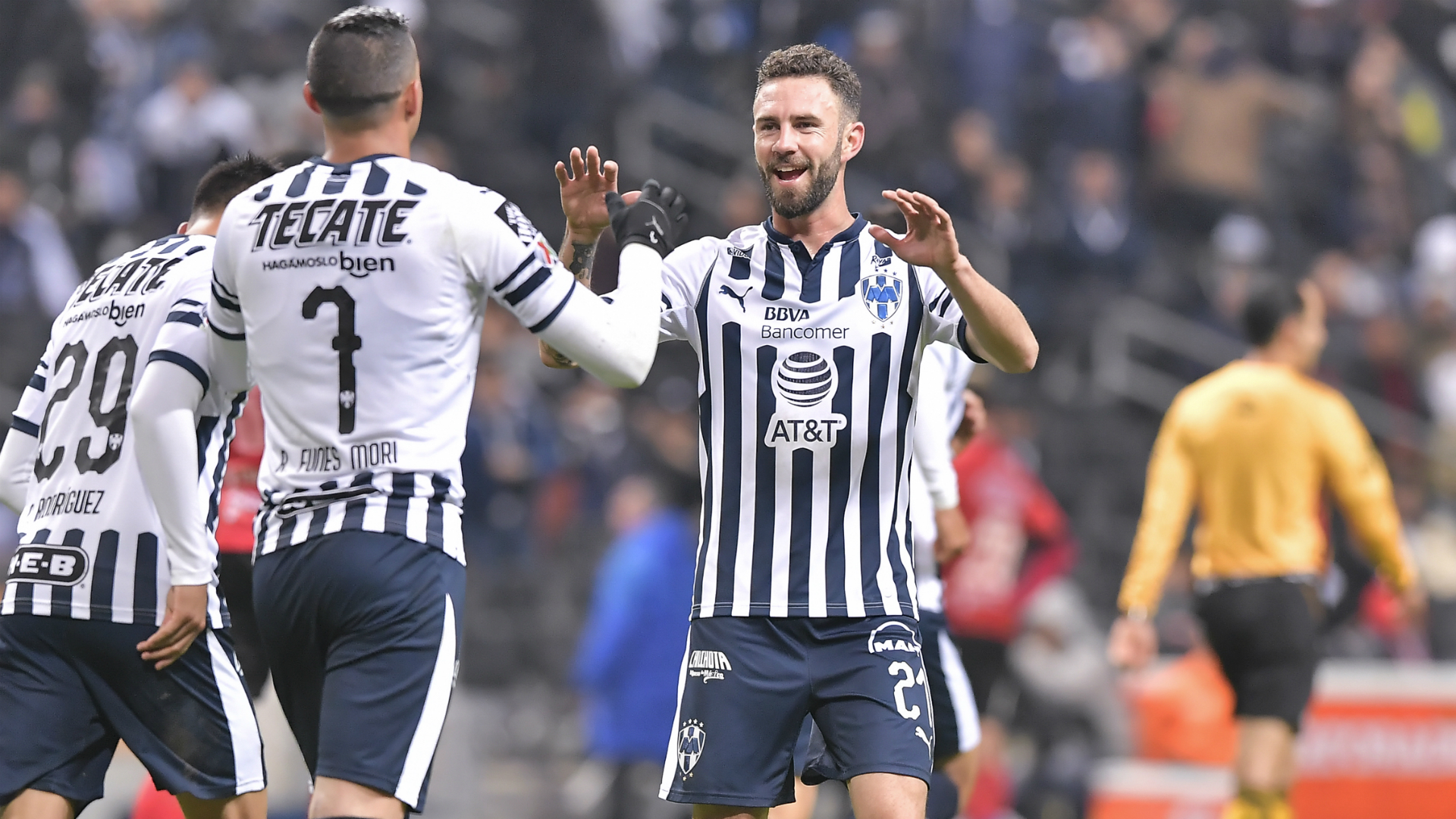 Sporting Kansas City 2 Monterrey 5 (agg 2-10): Tigres await in Champions League final
