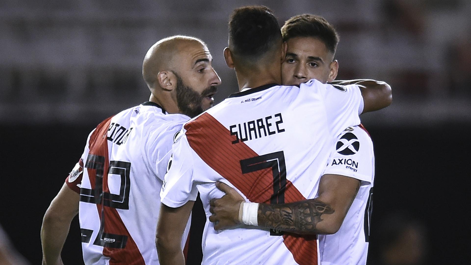 Copa Libertadores Review: River win first game, ruthless Flamengo score six goals