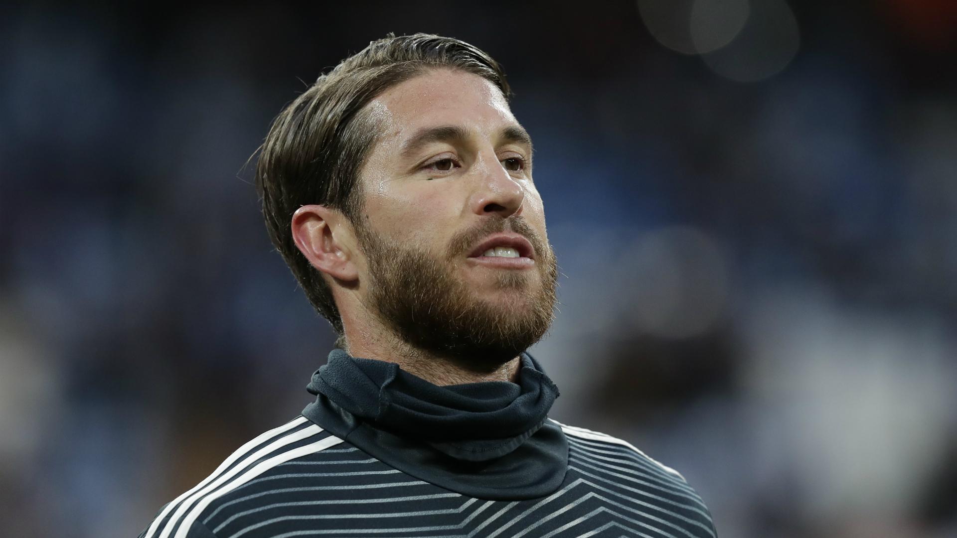 Real Madrid confirm Ramos calf injury