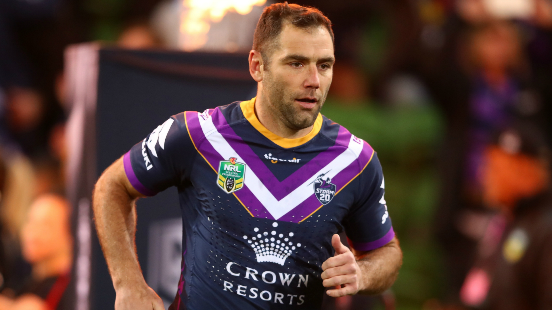 Leading NRL for points and games - Cameron Smith in Opta numbers