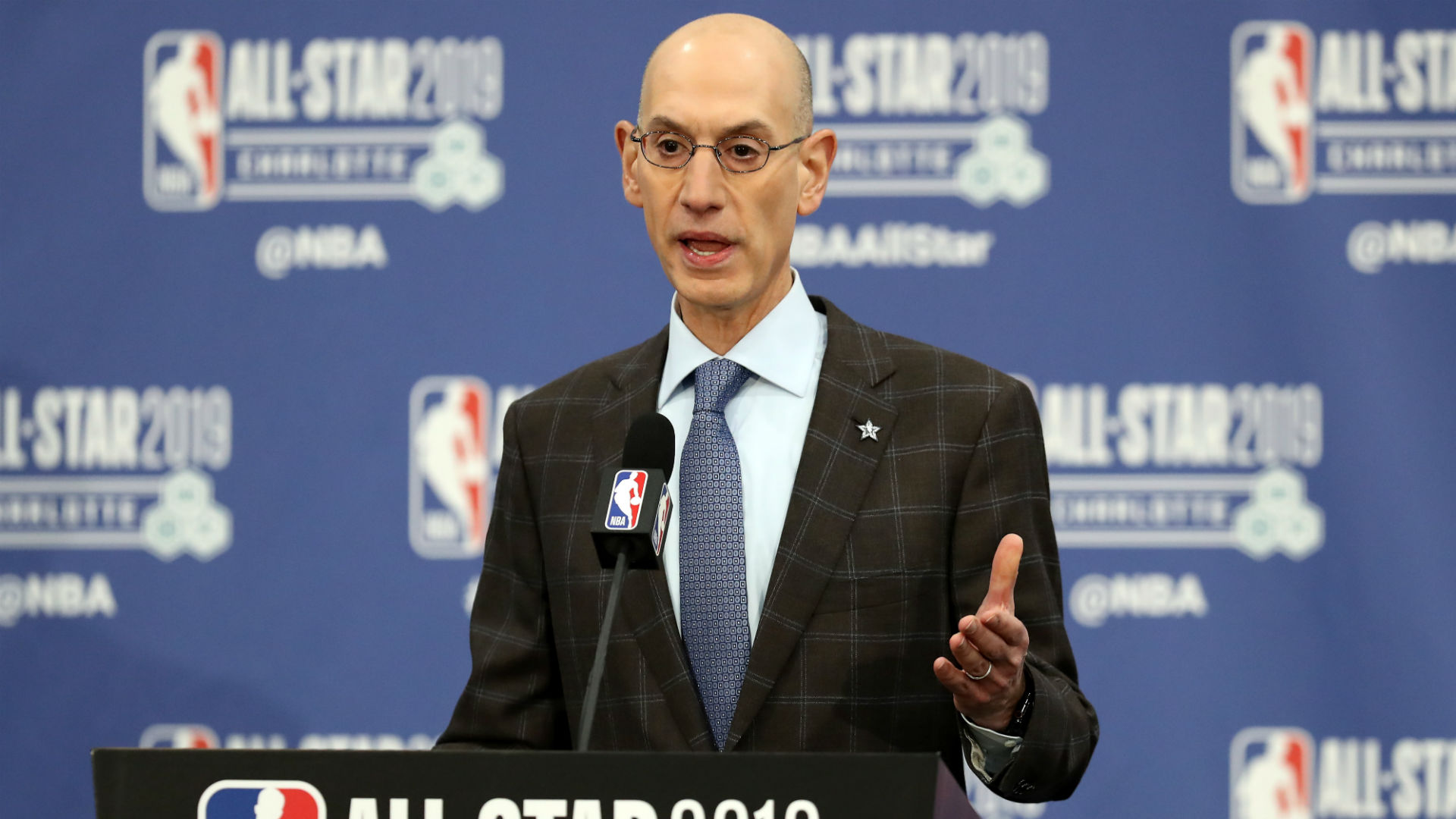 Adam Silver considering big changes to NBA, including shorter games and midseason tournaments