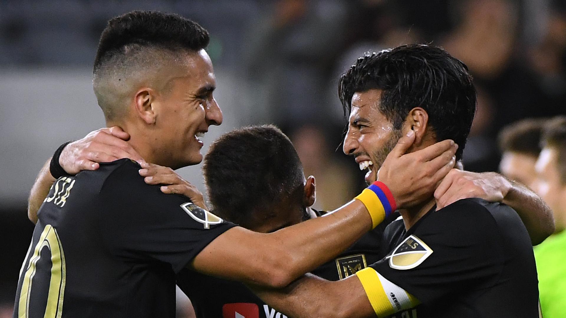 MLS Review: Vela extends LAFC's winning run