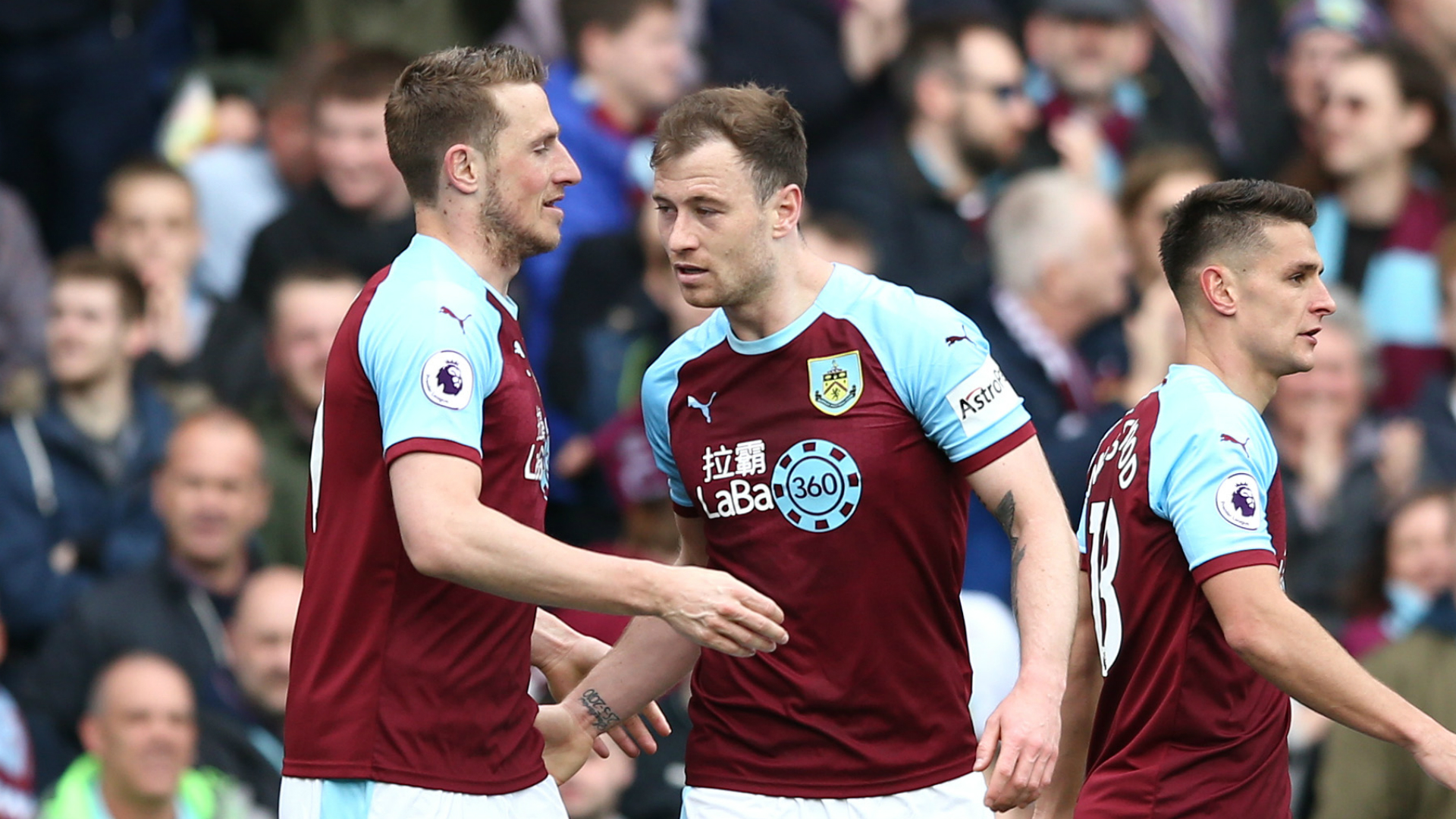 Burnley 2 Cardiff City 0: Two-goal Wood edges Clarets closer to safety