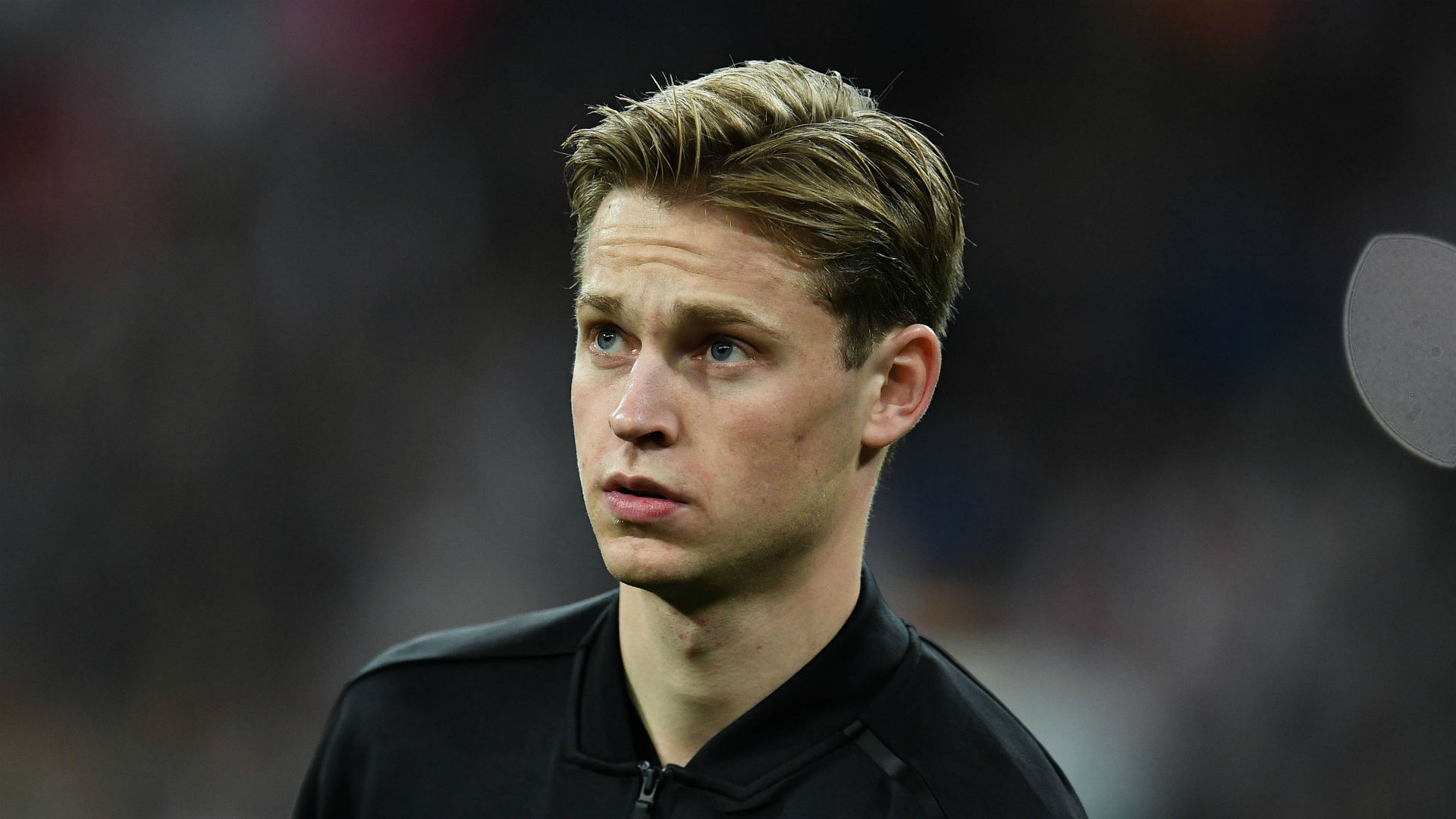 Ajax hit by De Jong injury blow ahead of Juve clash