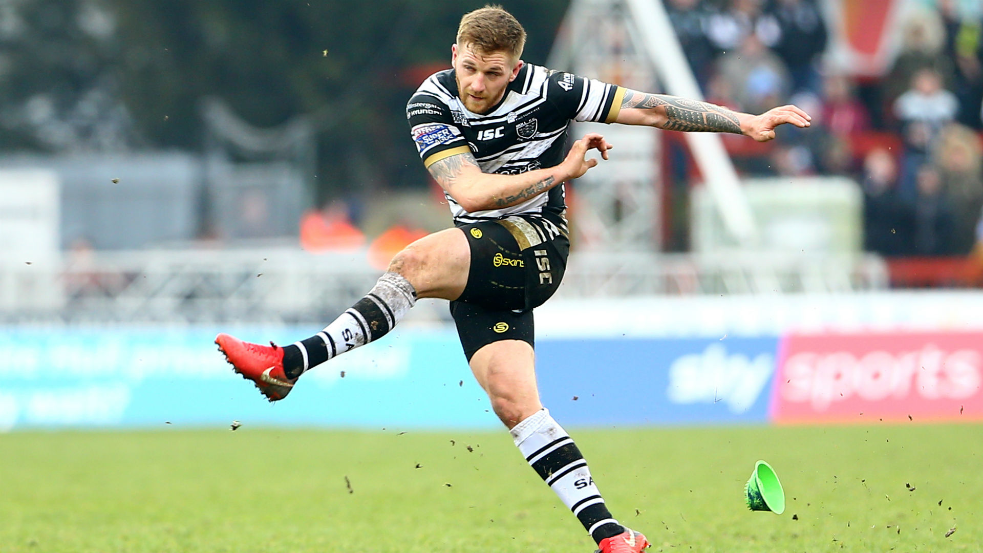 Sneyd the hero in Hull's golden-point win