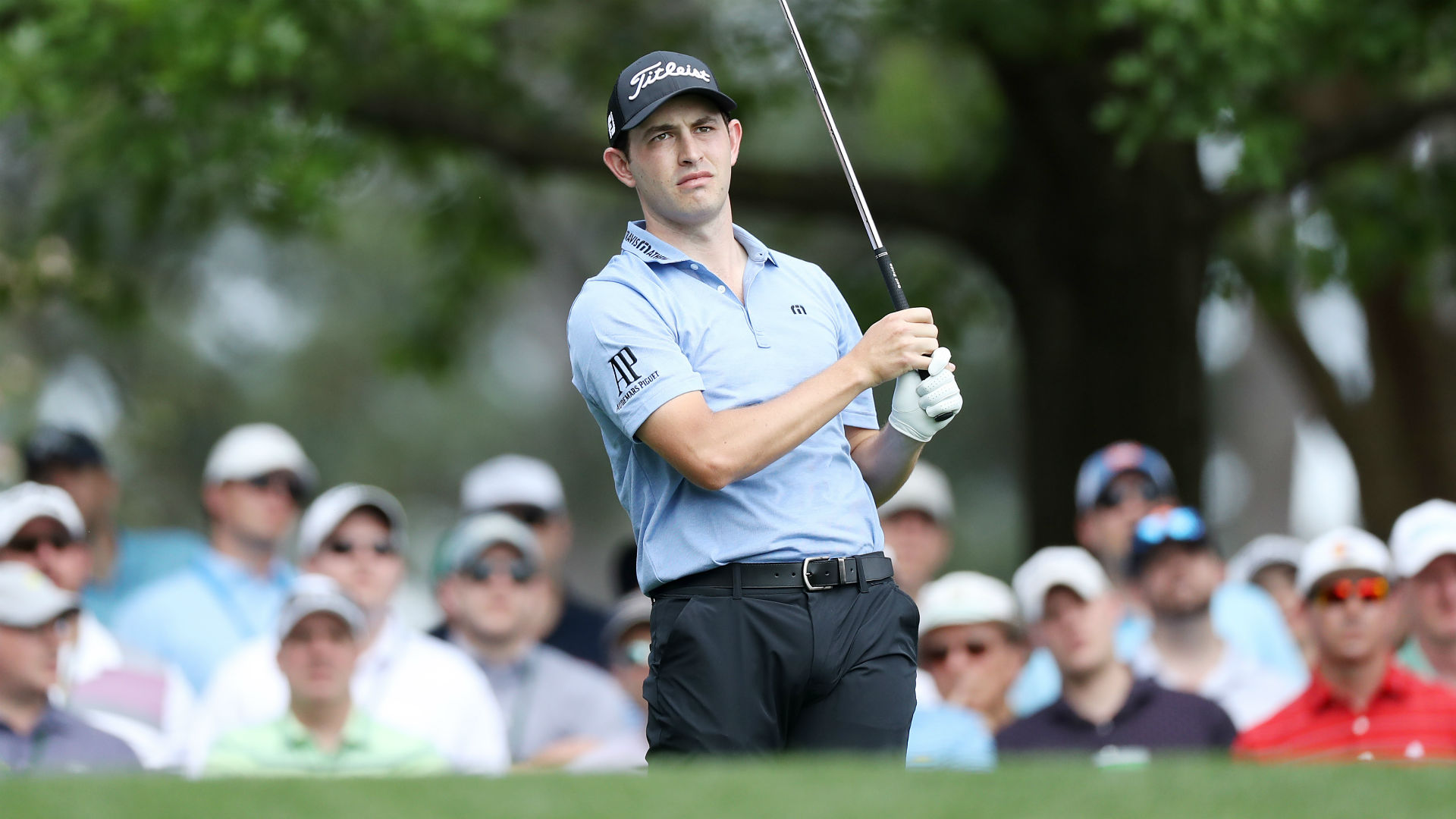 Cantlay's 64 shows potential on Masters moving day