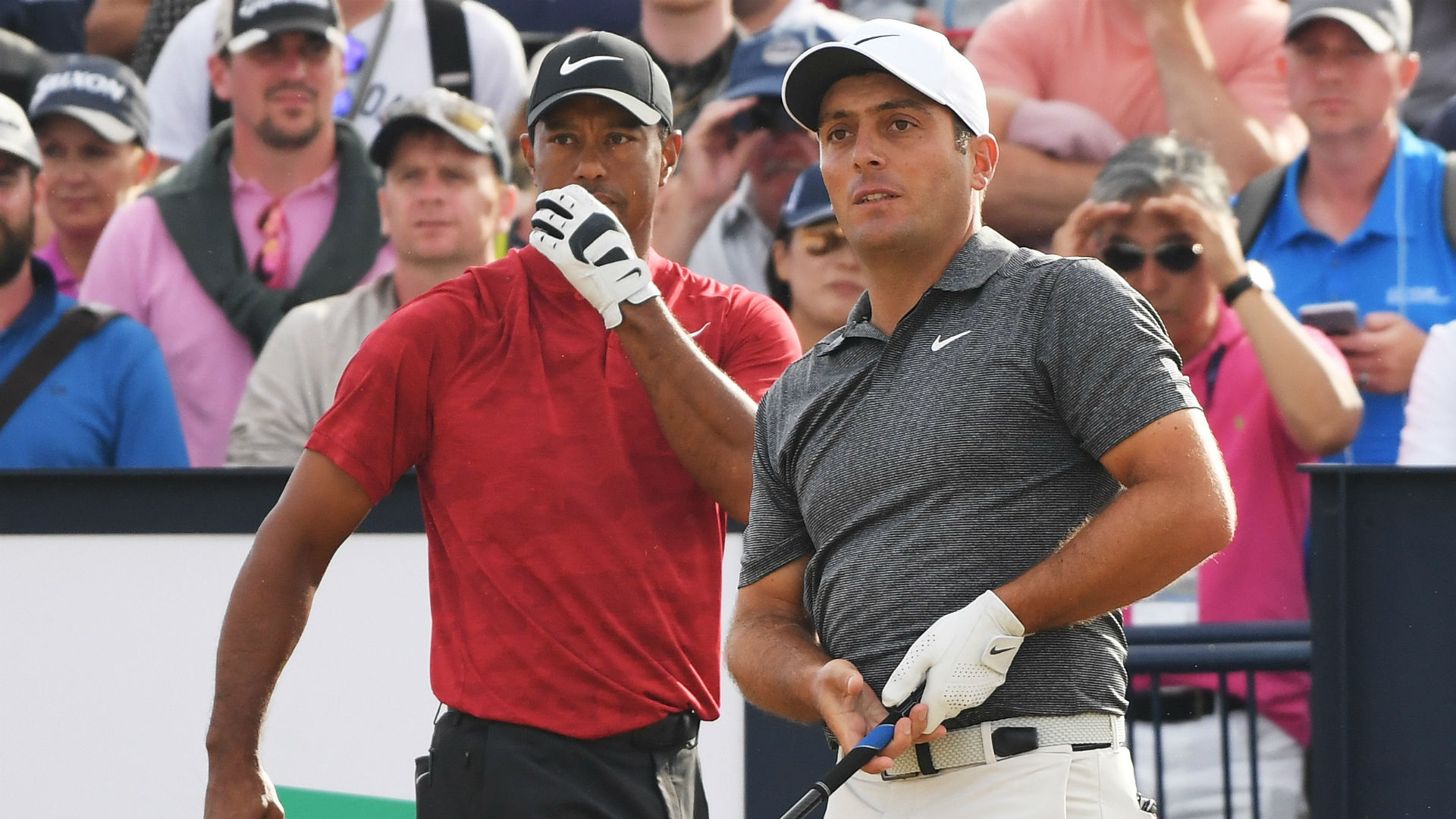 Open win alongside Tiger counts for little at Augusta, says Molinari