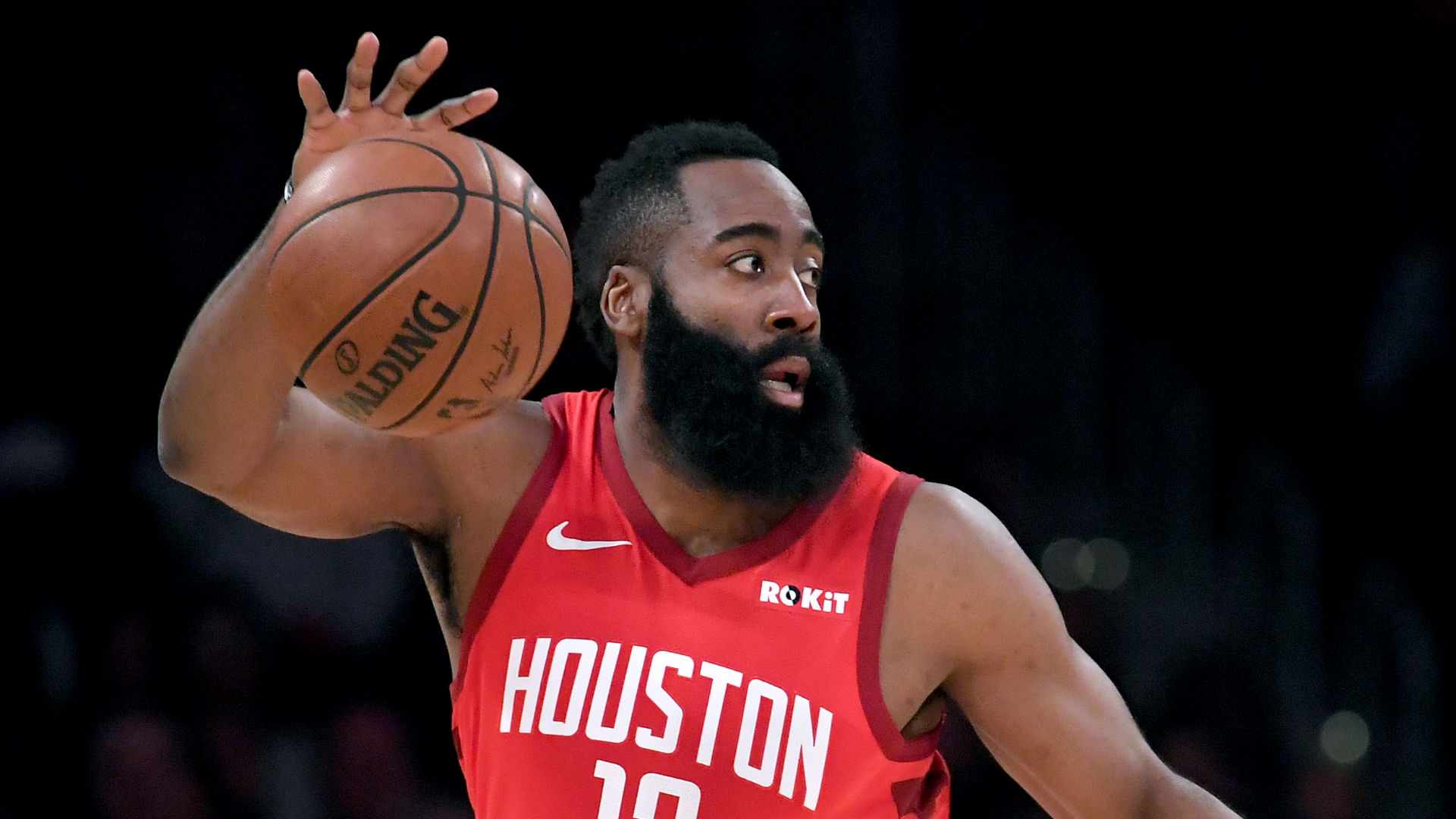 Celtics start strong, Harden leads Rockets past Jazz