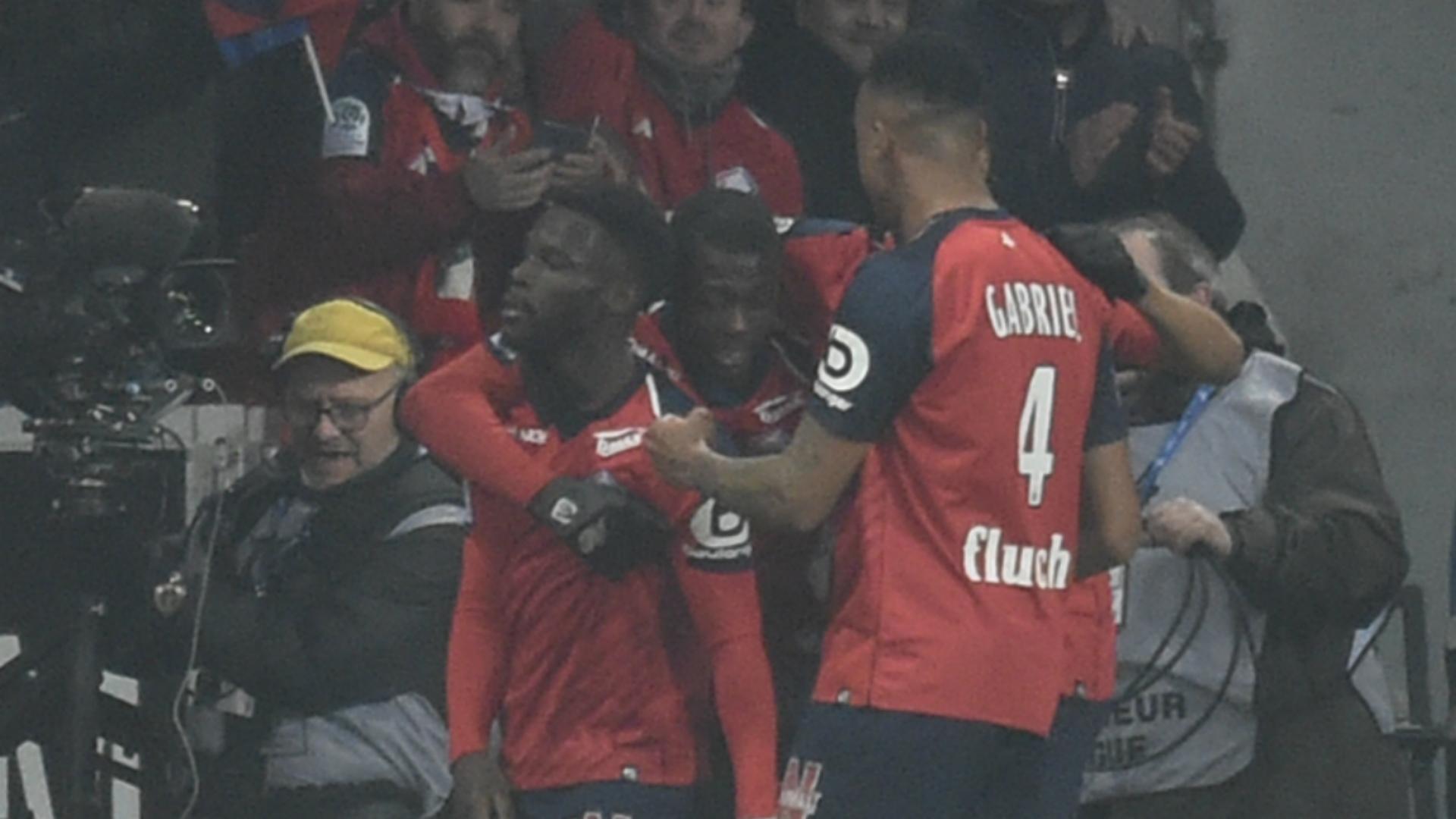 Lille 5 Paris Saint-Germain 1: Galtier's men run riot against 10-man champions