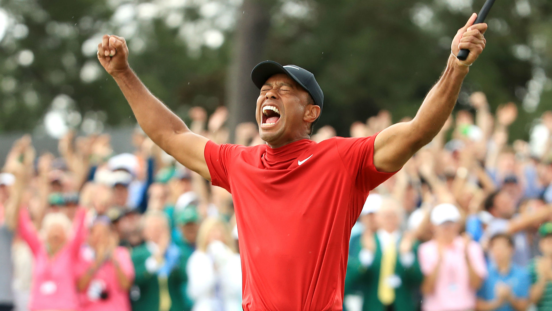 I can win majors now! - Tiger looking forward to premier events after Masters triumph