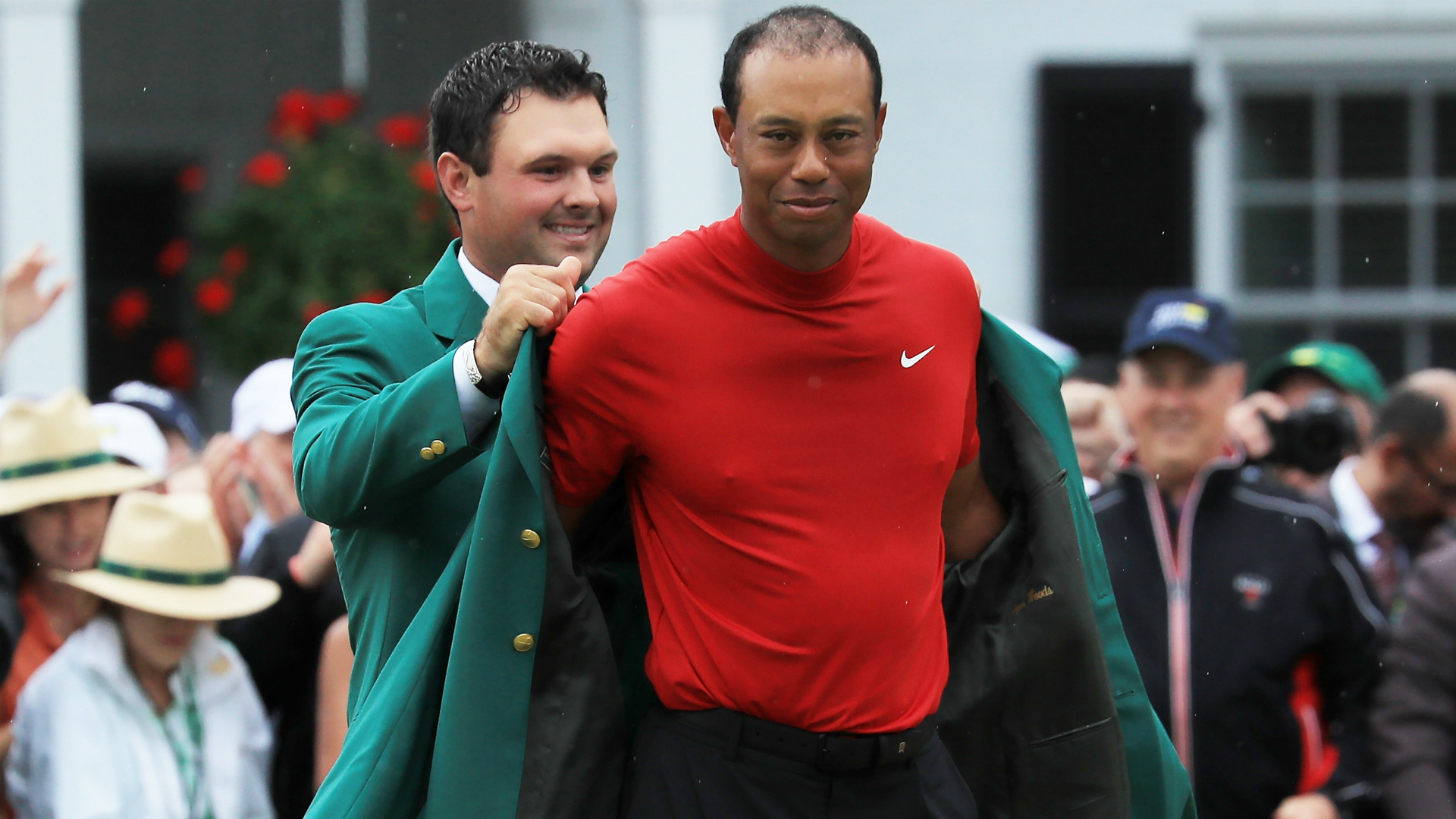 It's something I'll never forget – Woods on Masters glory
