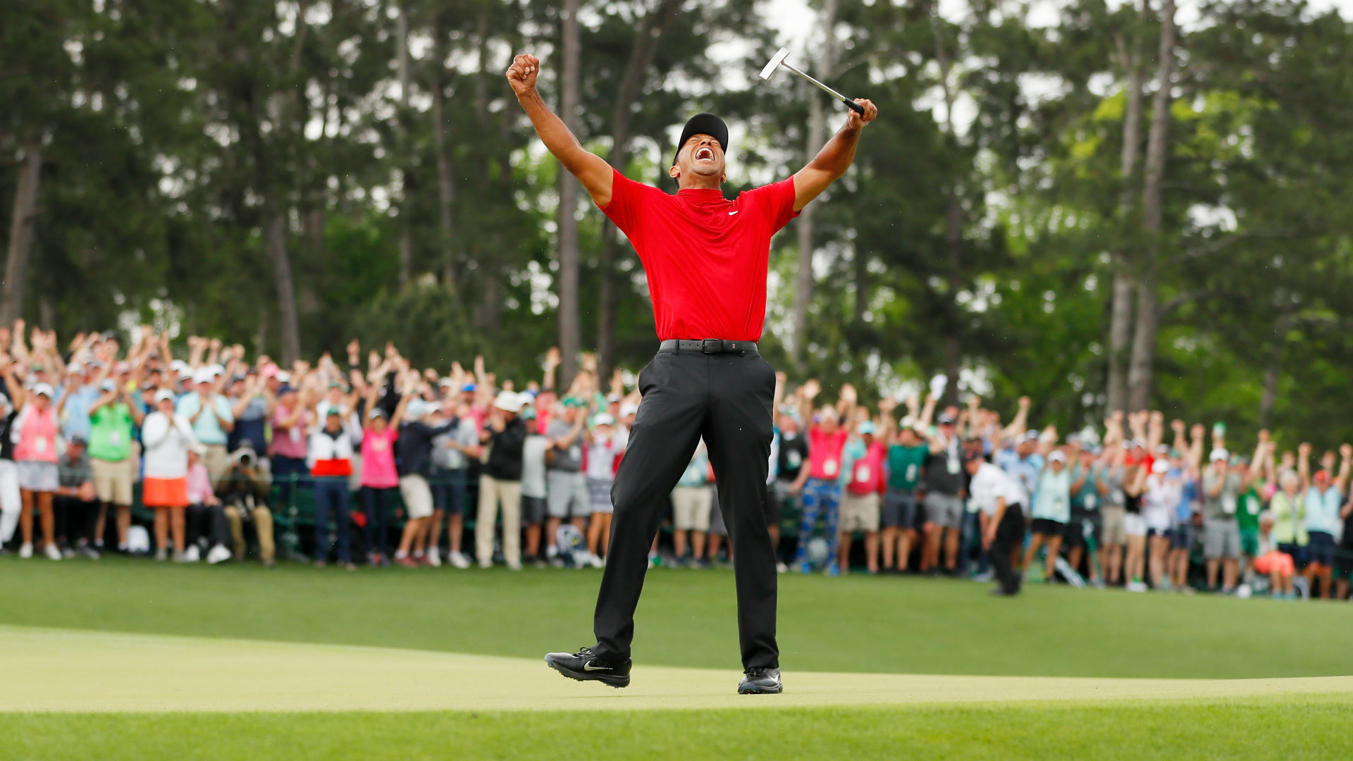 Greatest comeback story in sports! Twitter reacts after Woods reigns at Augusta again
