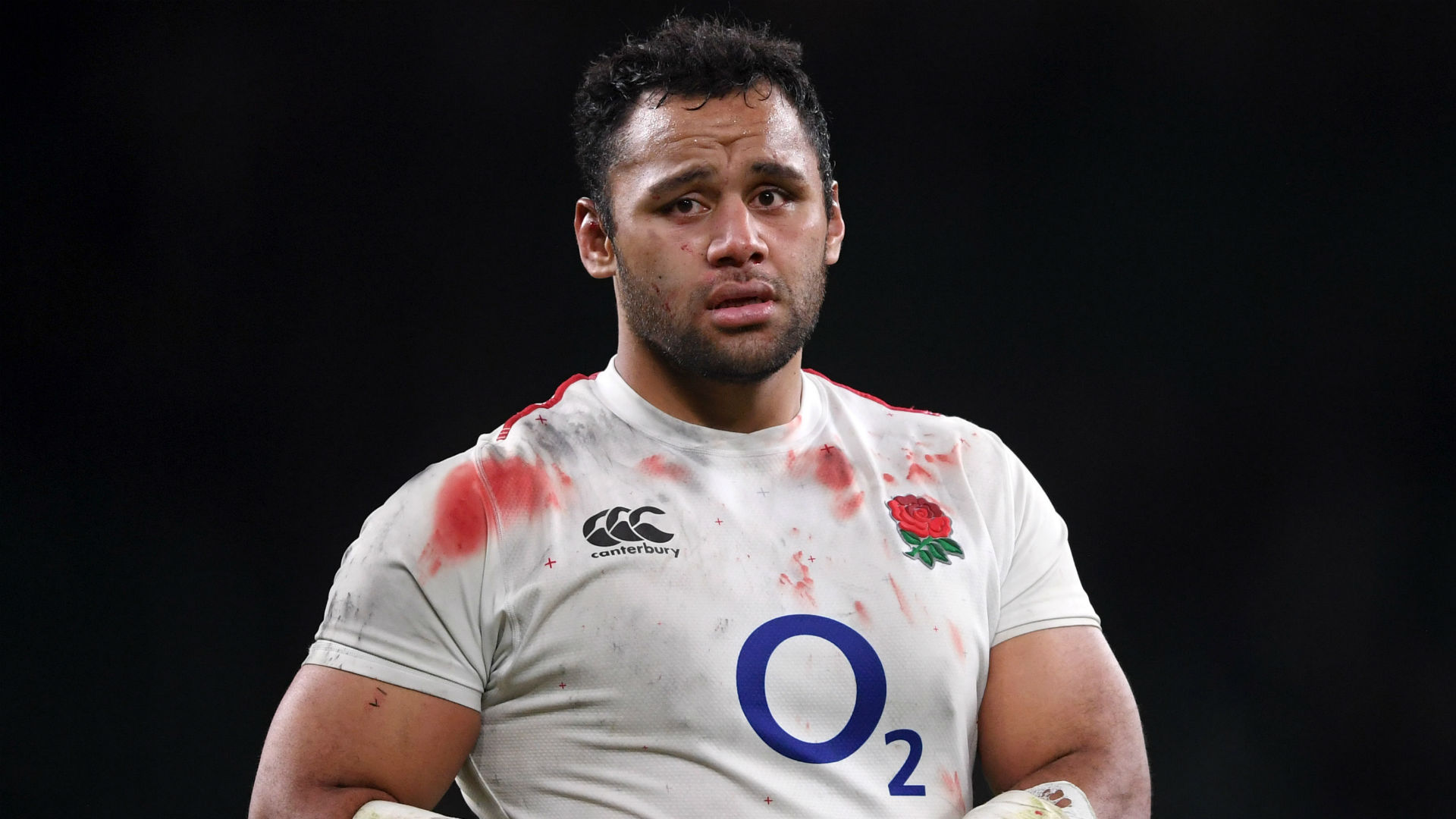 Billy Vunipola issued formal warning by RFU after Folau defence
