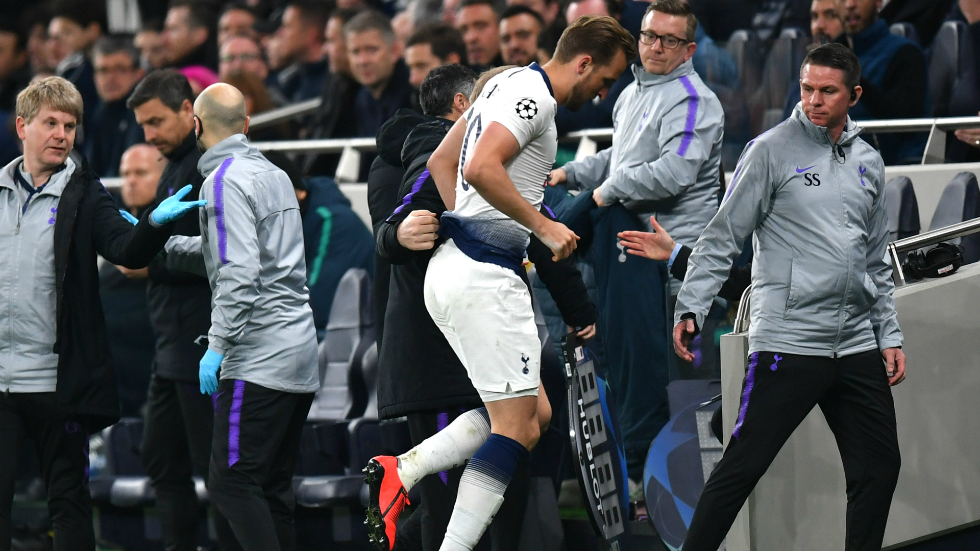 De Bruyne: Tottenham still a threat without Kane