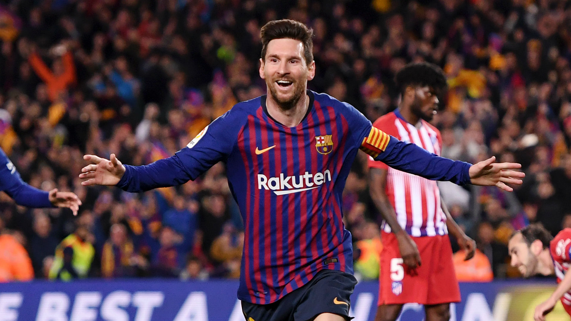 Manchester United face daunting Barcelona and Messi records - Champions League in Opta numbers