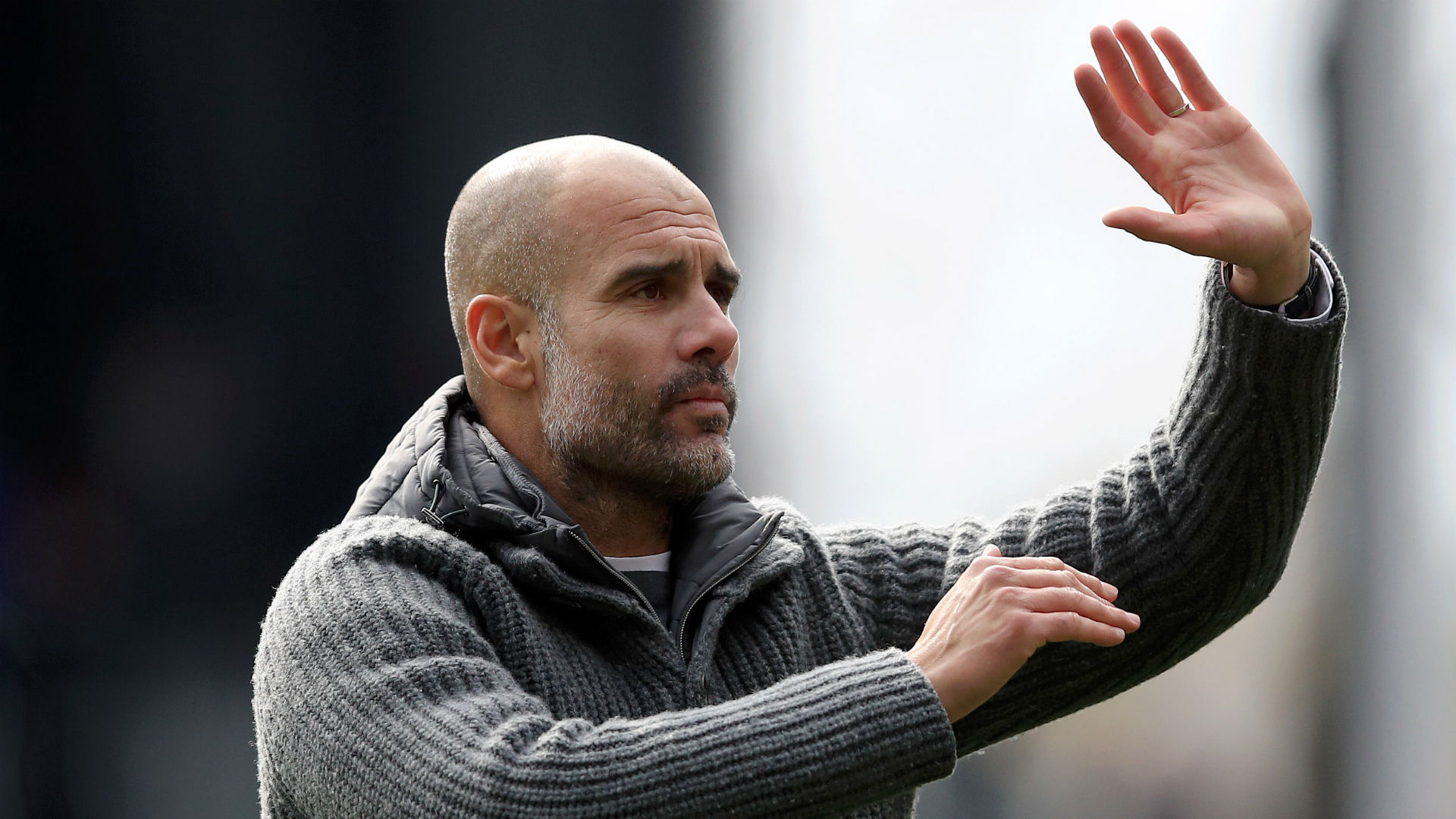 Guardiola: Spurs and United games decisive in City's season