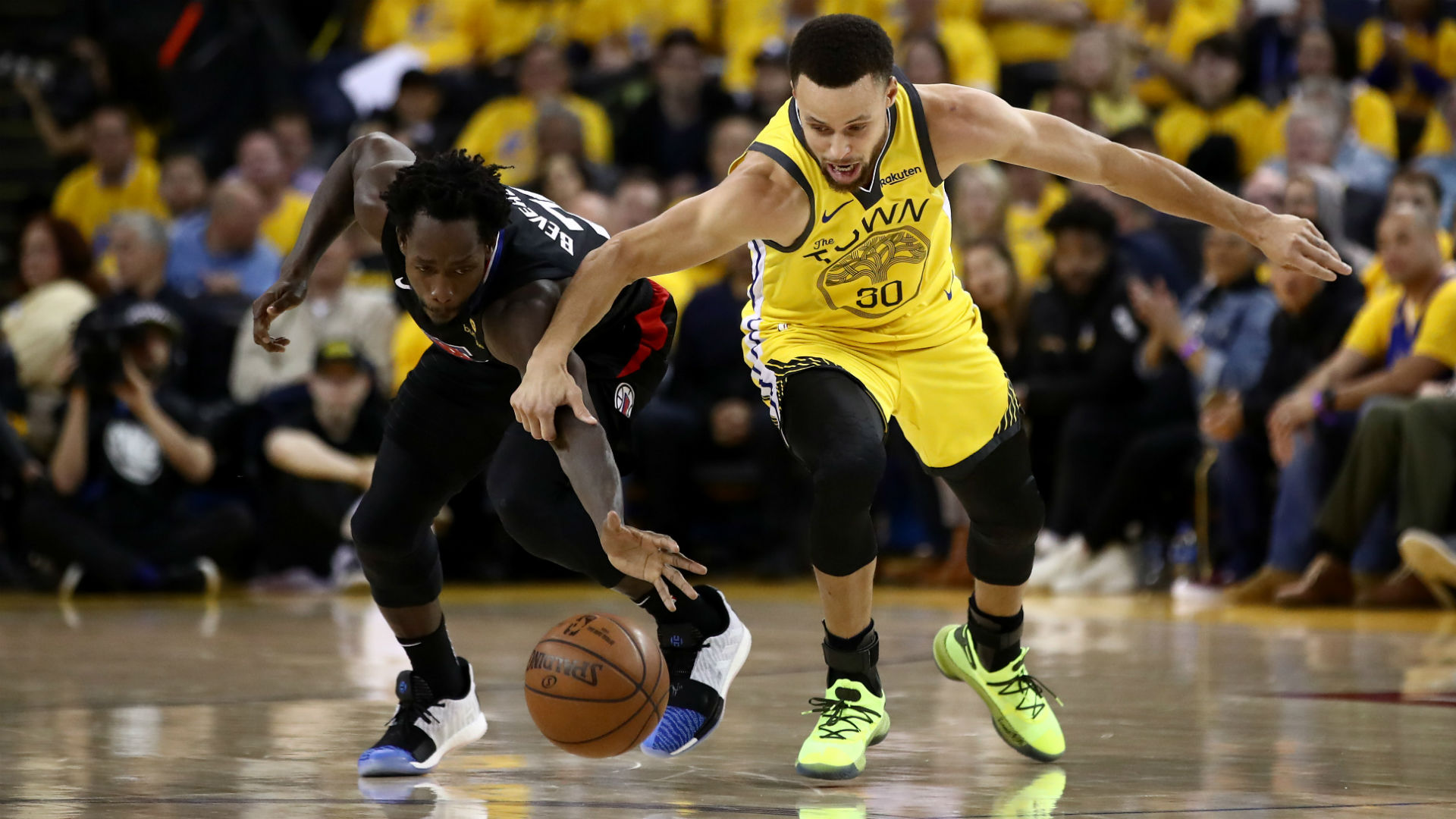 The wheels fell off - Curry not dwelling on Warriors' historic loss