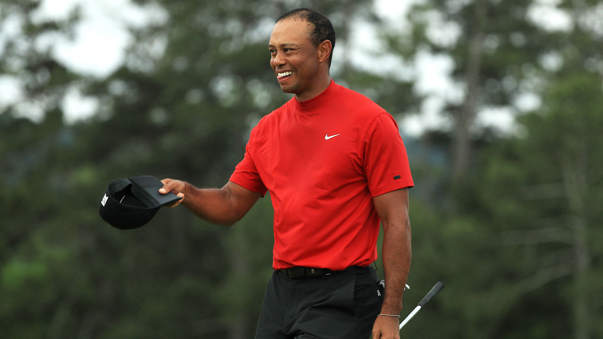 Trump to award Woods Presidential Medal of Freedom after Masters triumph