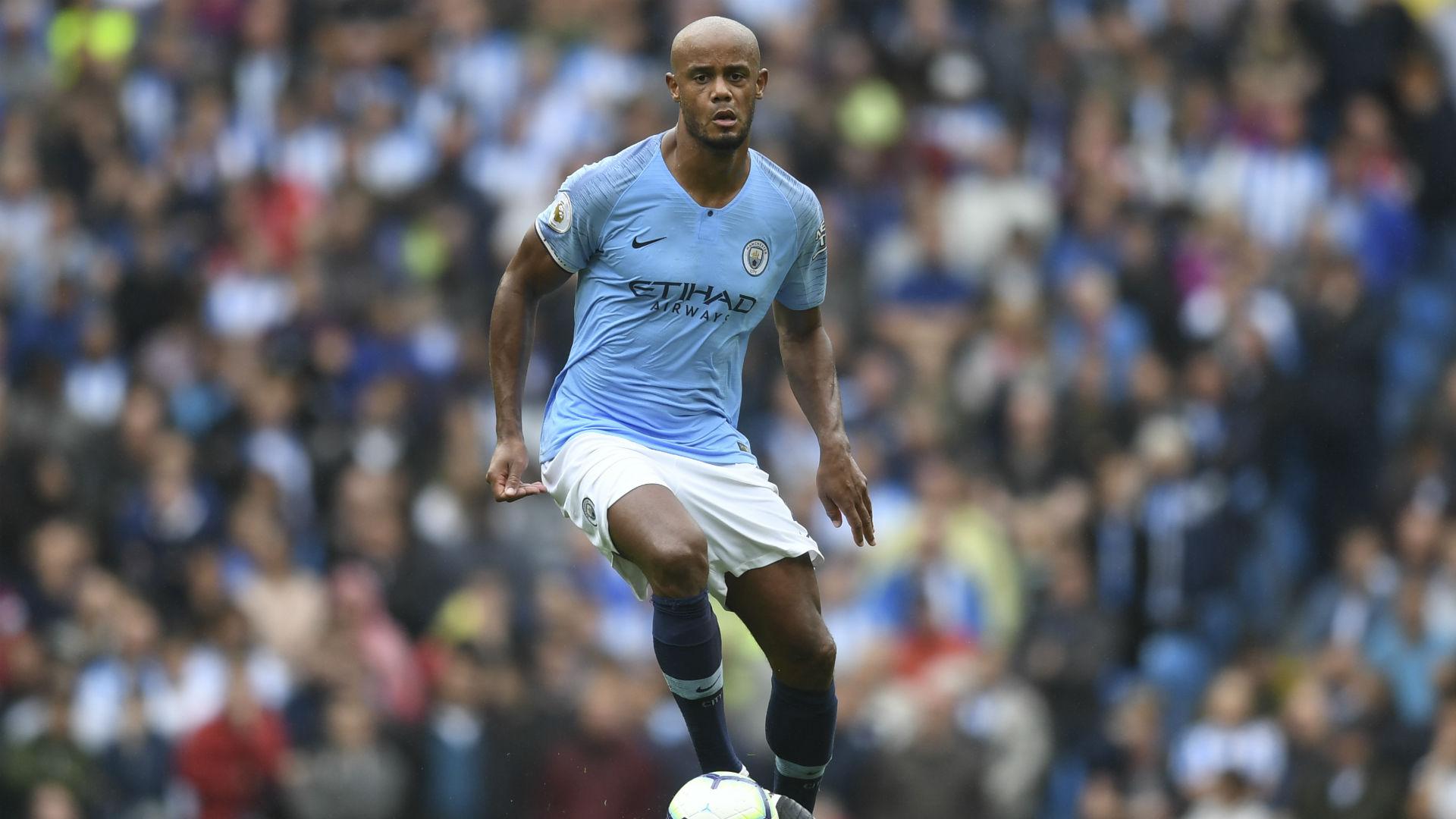 Kompany: Close title fights inspiring Manchester City